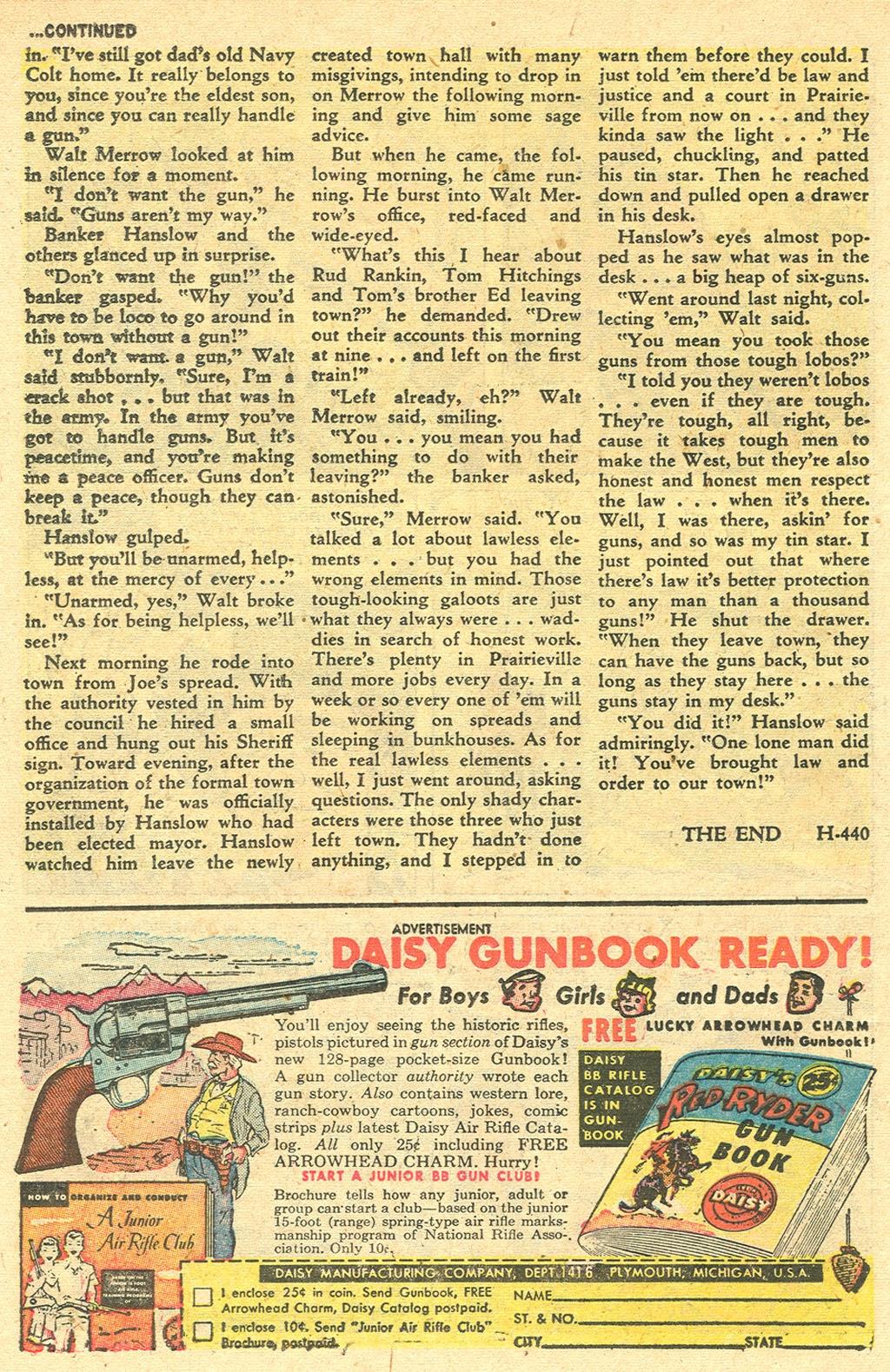 Gunsmoke Western issue 33 - Page 27