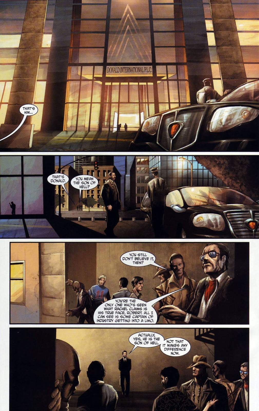 7 Brothers issue 3 - Page 20