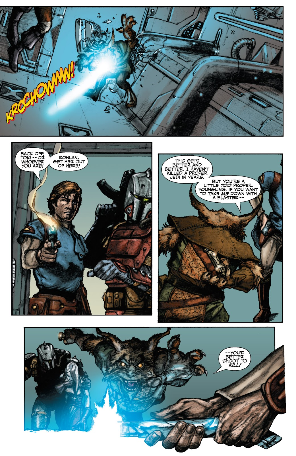 Read online Star Wars Legends: The Old Republic - Epic Collection comic -  Issue # TPB 3 (Part 1) - 24