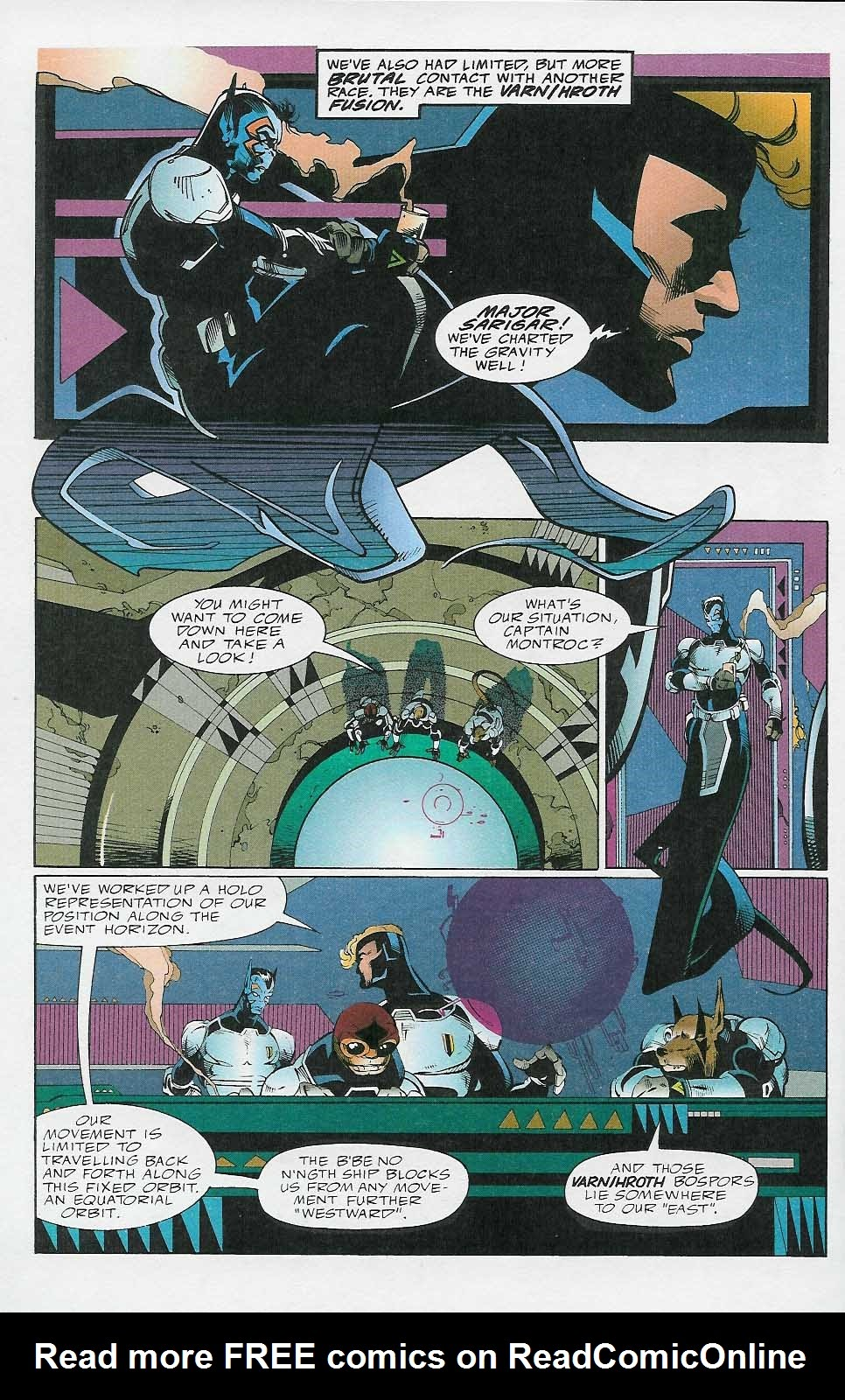 Alien Legion: On the Edge issue 2 - Page 5