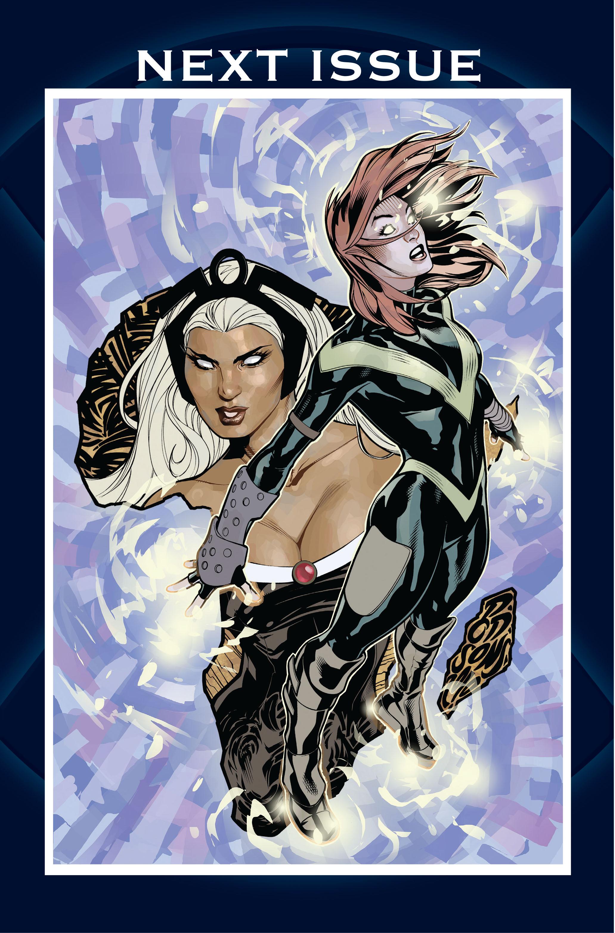 Read online Uncanny X-Men (1963) comic -  Issue #527 - 25