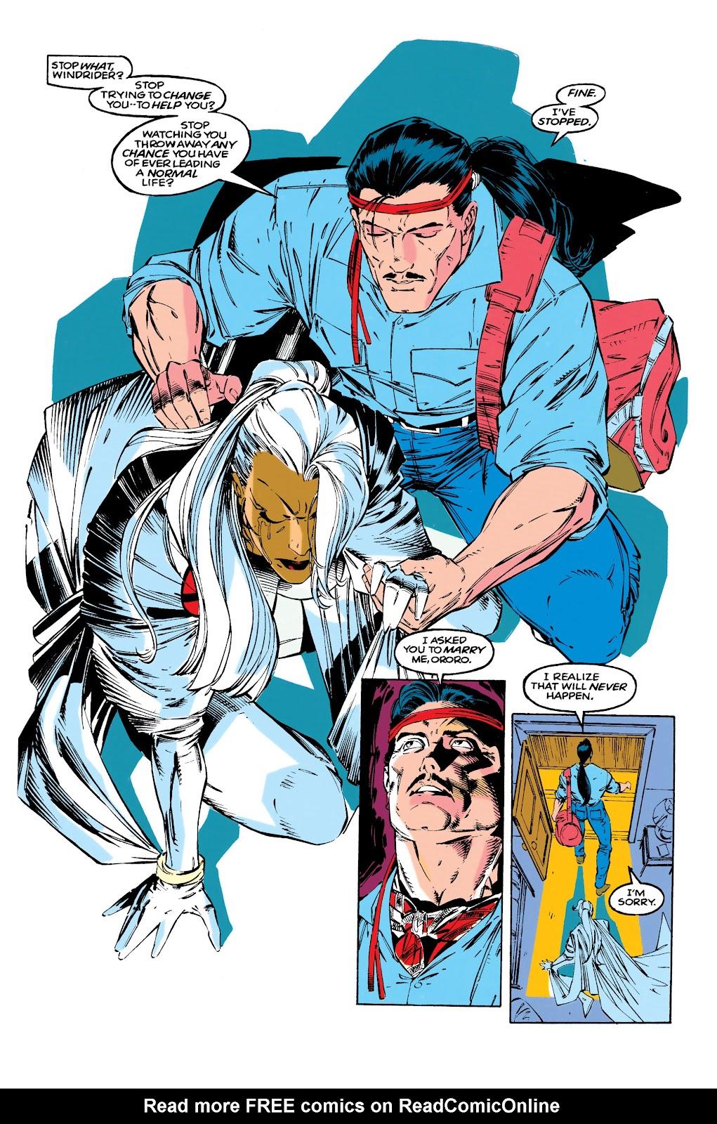 Uncanny X-Men (1963) issue 290 - Page 21