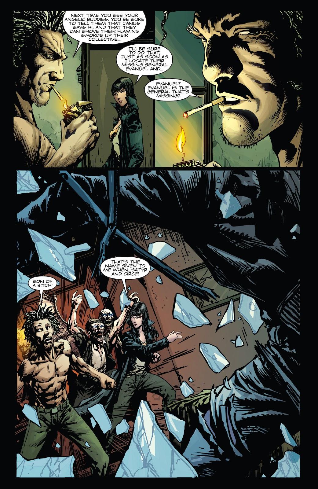 Read online Vampirella Strikes comic -  Issue #2 - 16