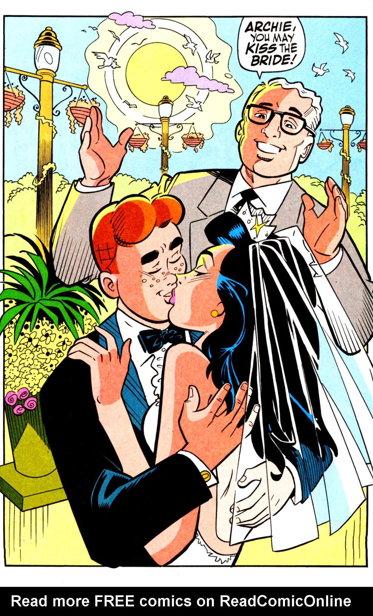 Read online Archie (1960) comic -  Issue #601 - 19