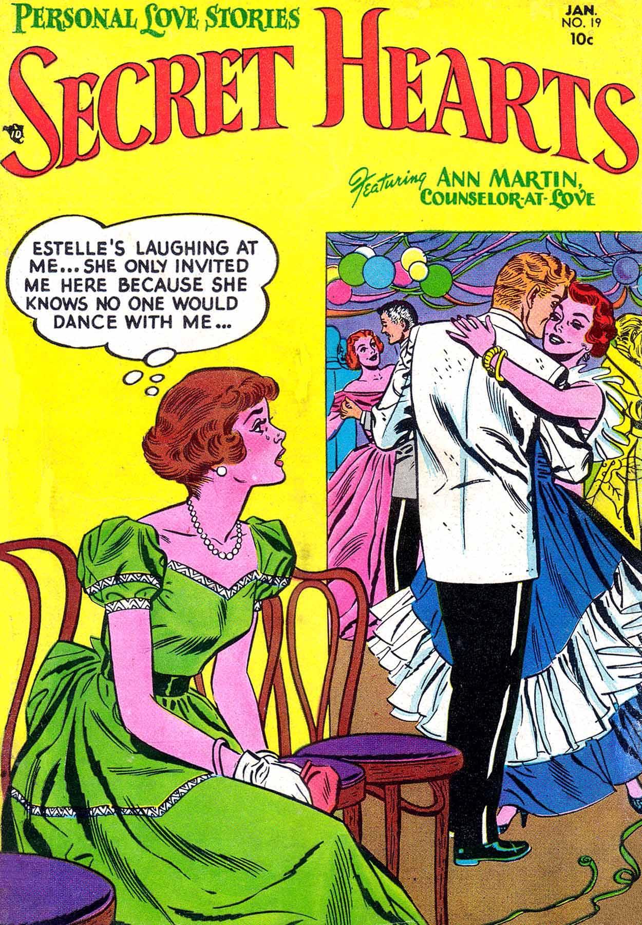 Secret Hearts 19 Page 1