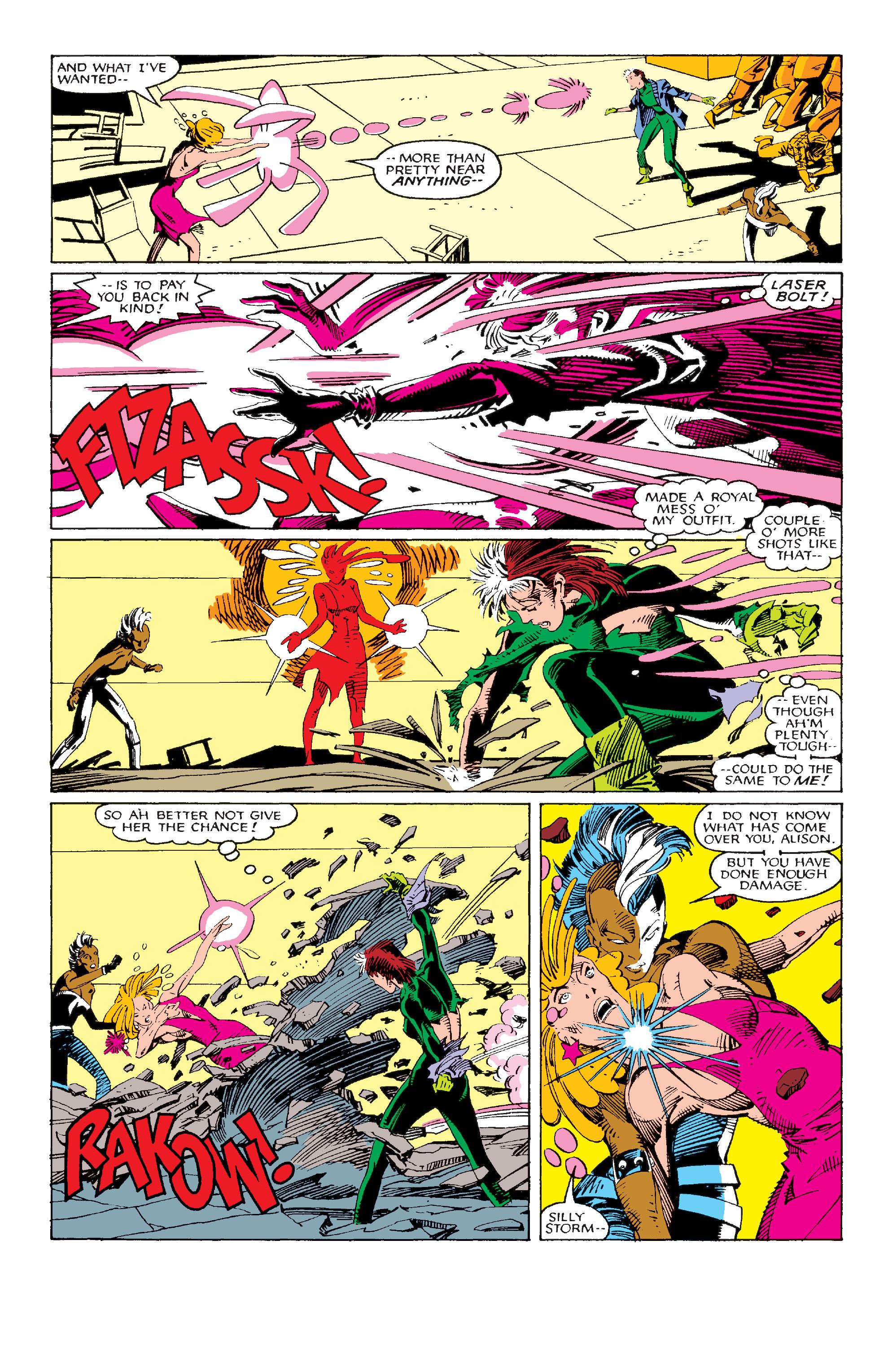 Read online Uncanny X-Men (1963) comic -  Issue #214 - 13