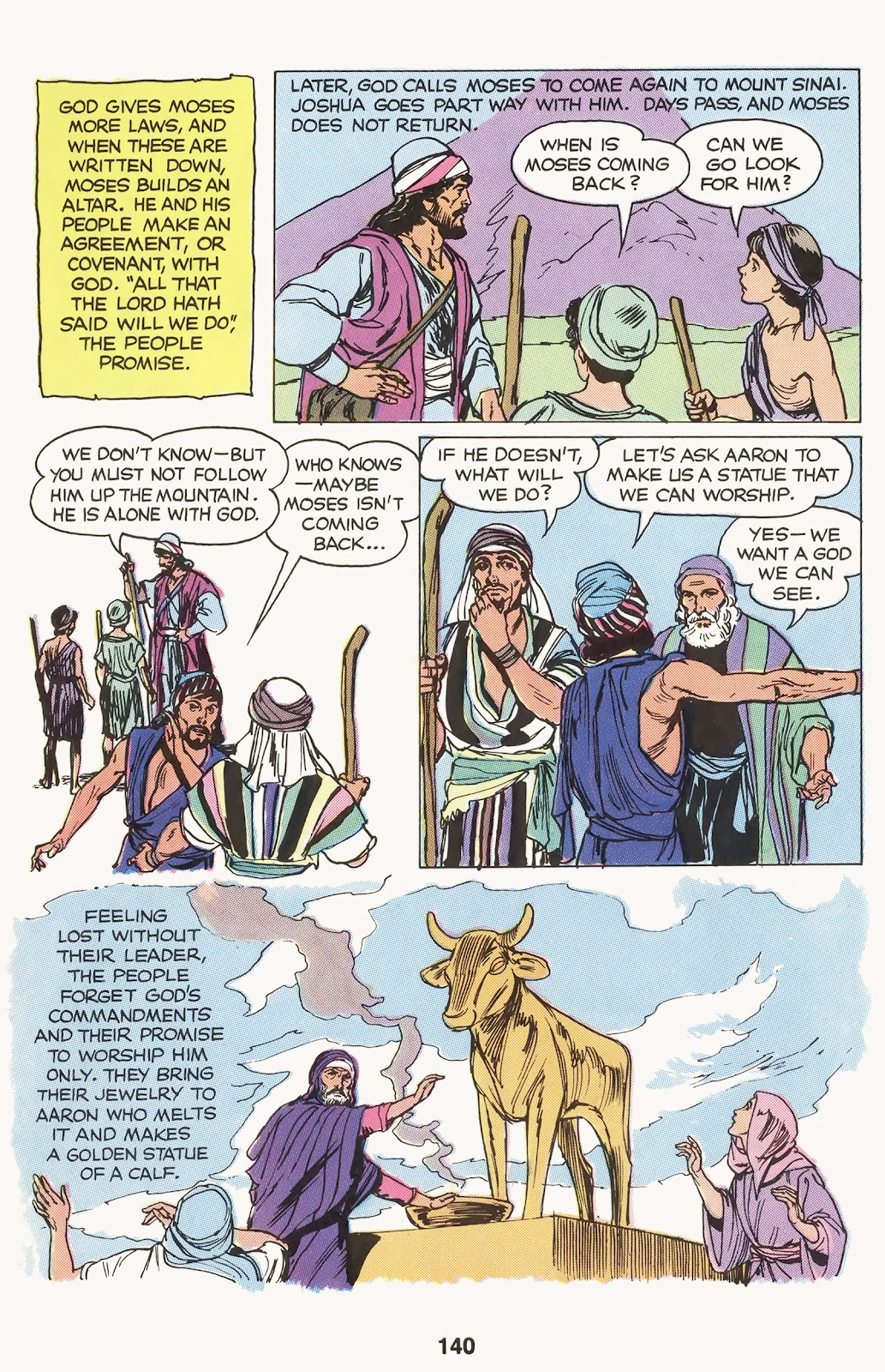 The Picture Bible issue TPB (Part 2) - Page 43