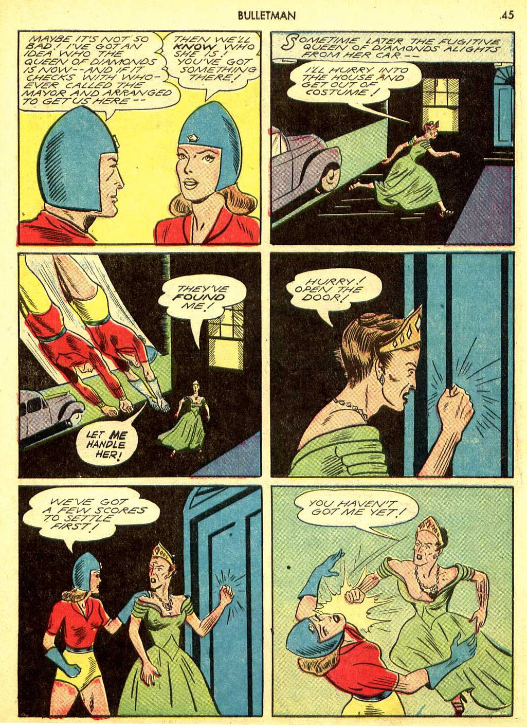 Bulletman issue 12 - Page 44