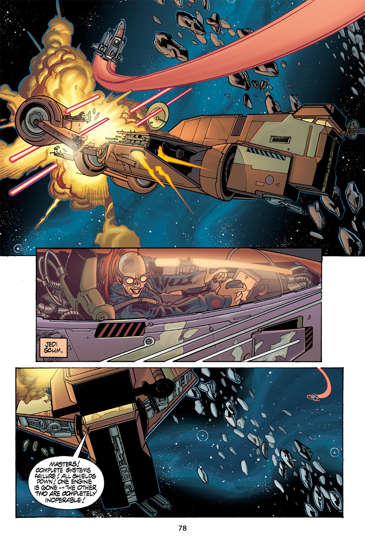 Read online Star Wars Omnibus comic -  Issue # Vol. 10 - 77