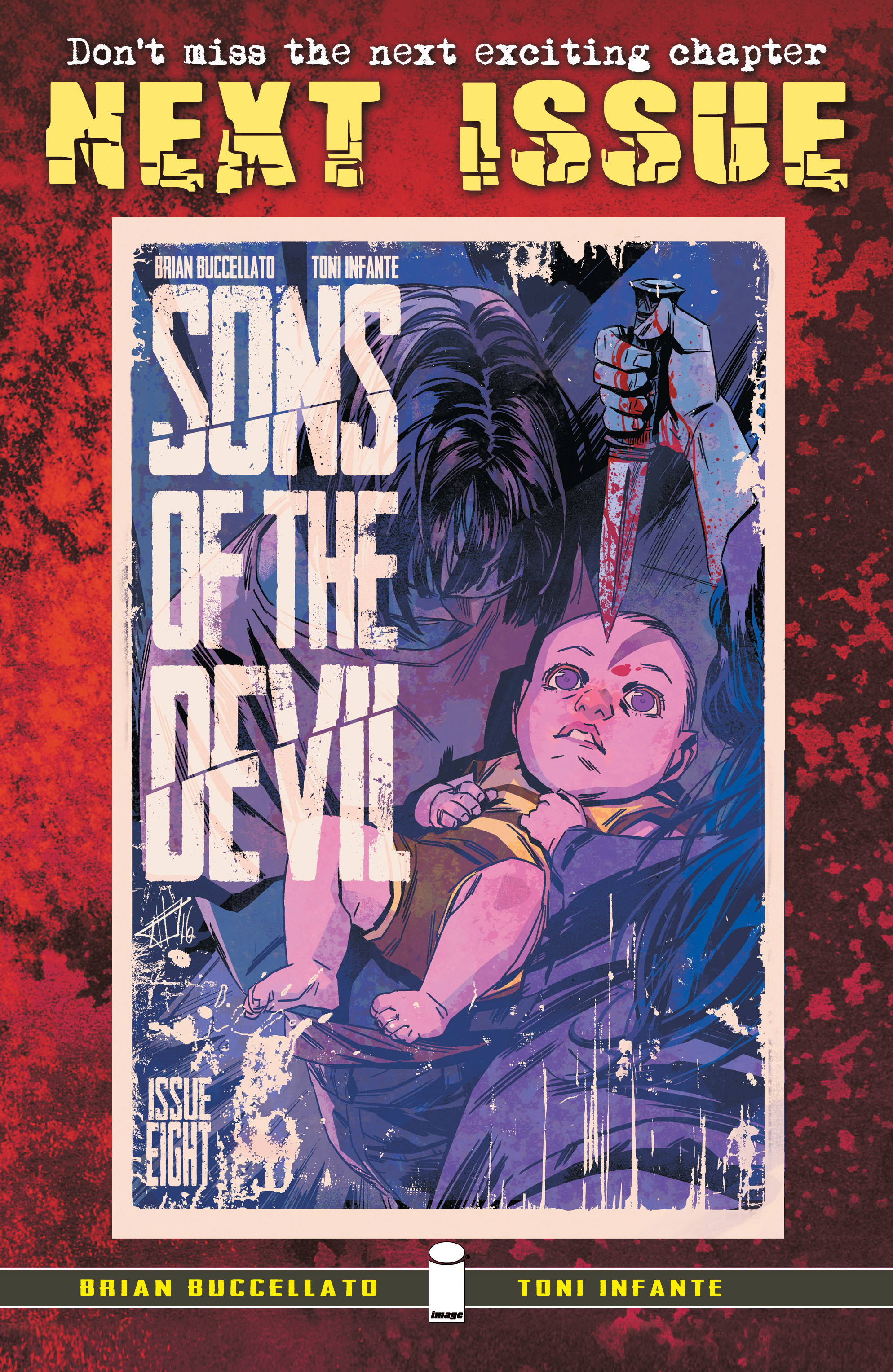 Read online Sons of the Devil comic -  Issue #7 - 26