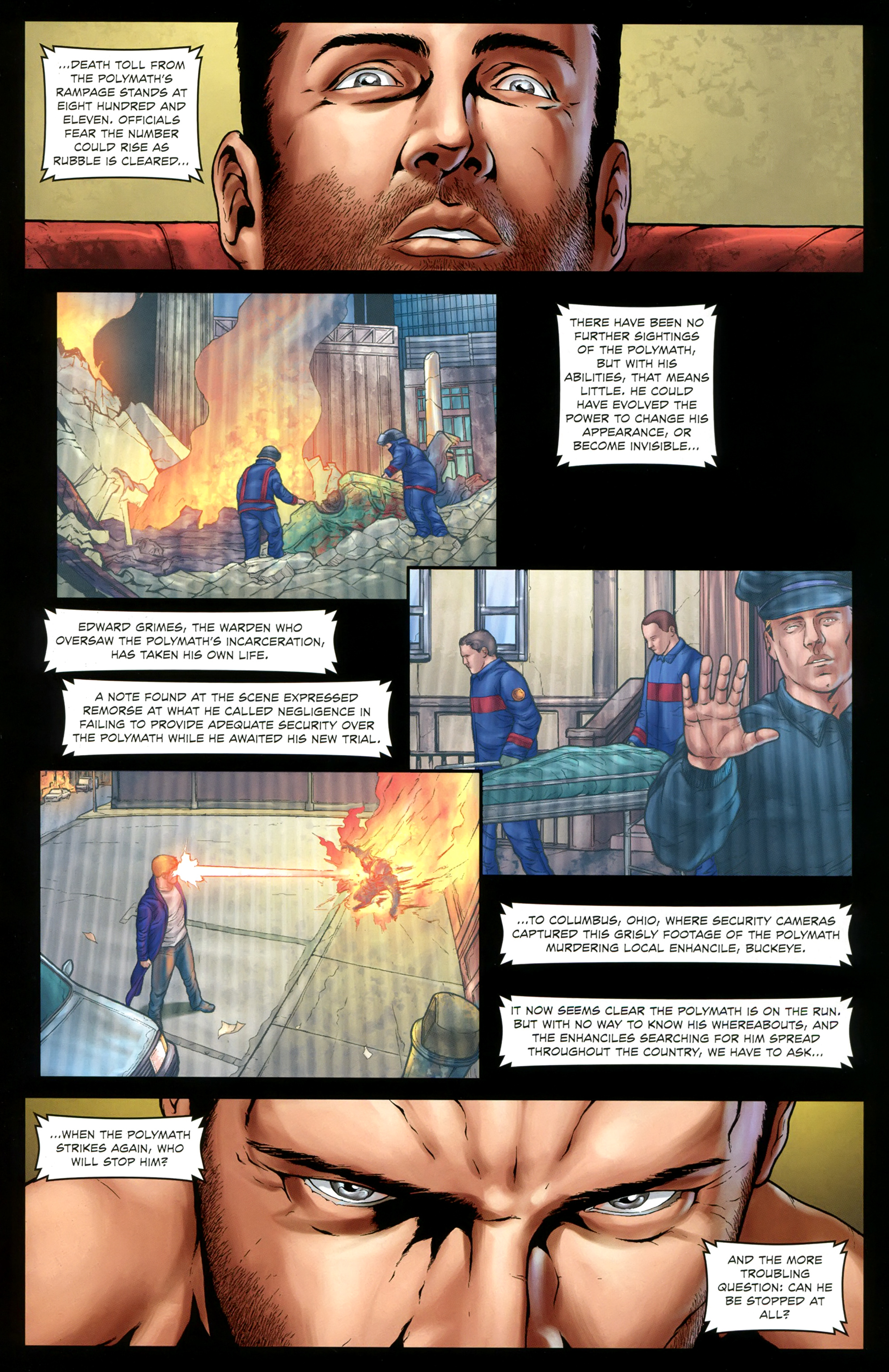 Read online Absolution: Rubicon comic -  Issue #3 - 11