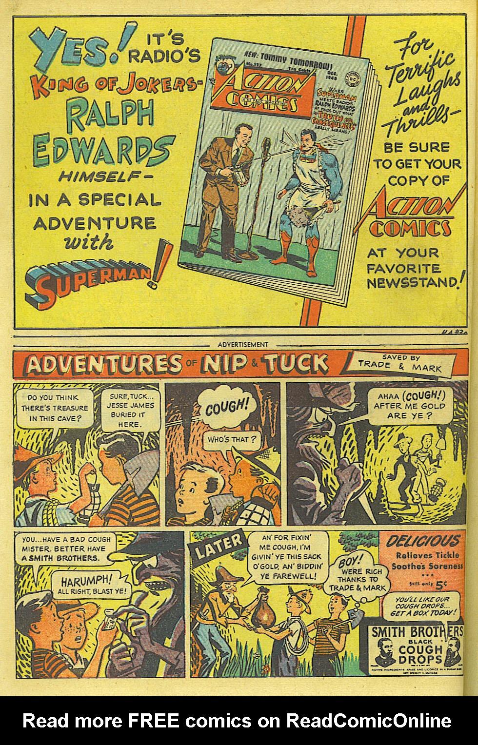 Read online Adventure Comics (1938) comic -  Issue #135 - 14