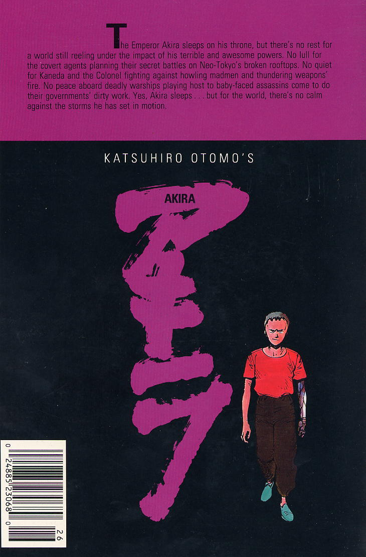 Read online Akira comic -  Issue #26 - 67