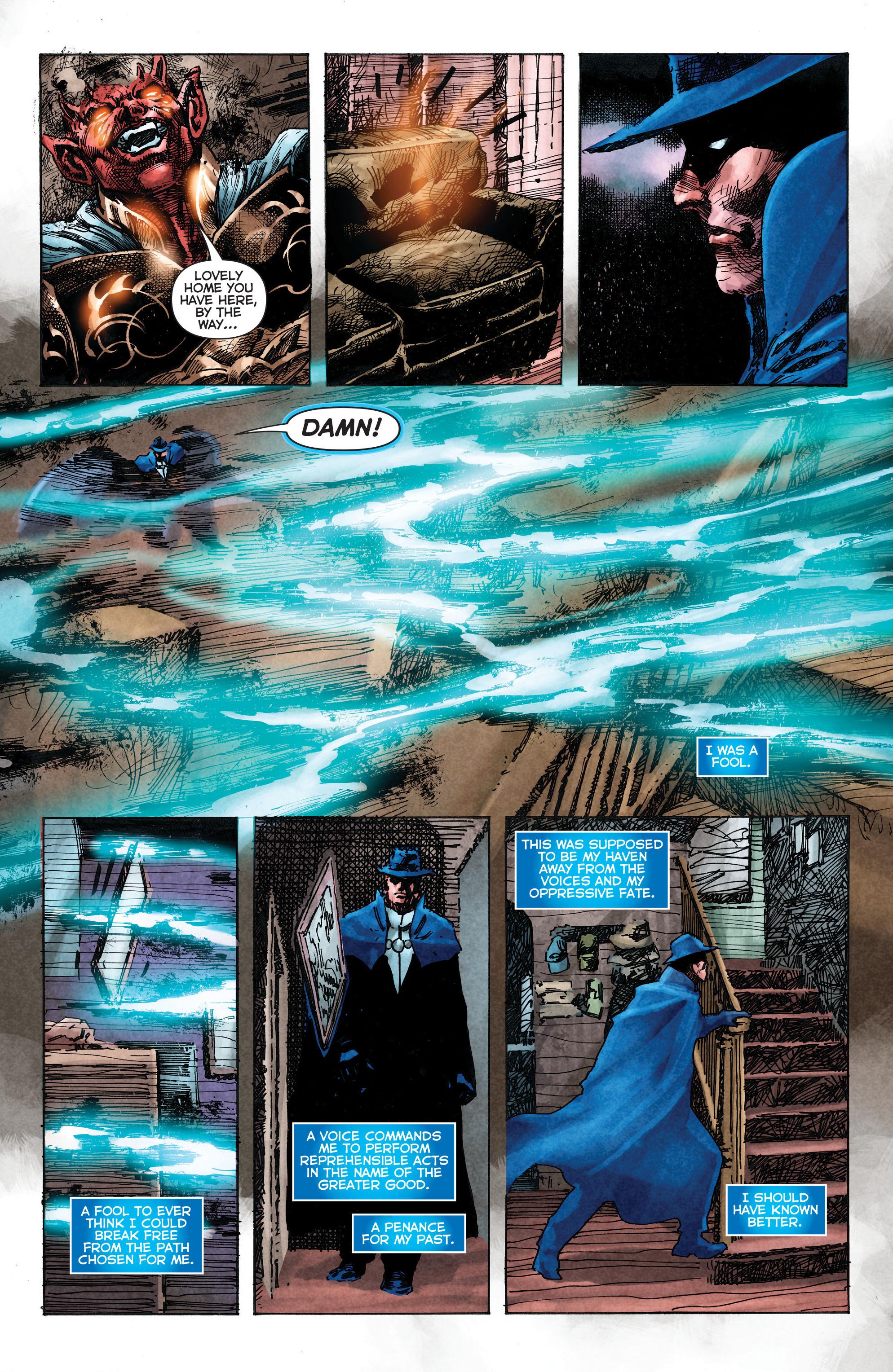 Read online Trinity of Sin: The Phantom Stranger comic -  Issue #2 - 12
