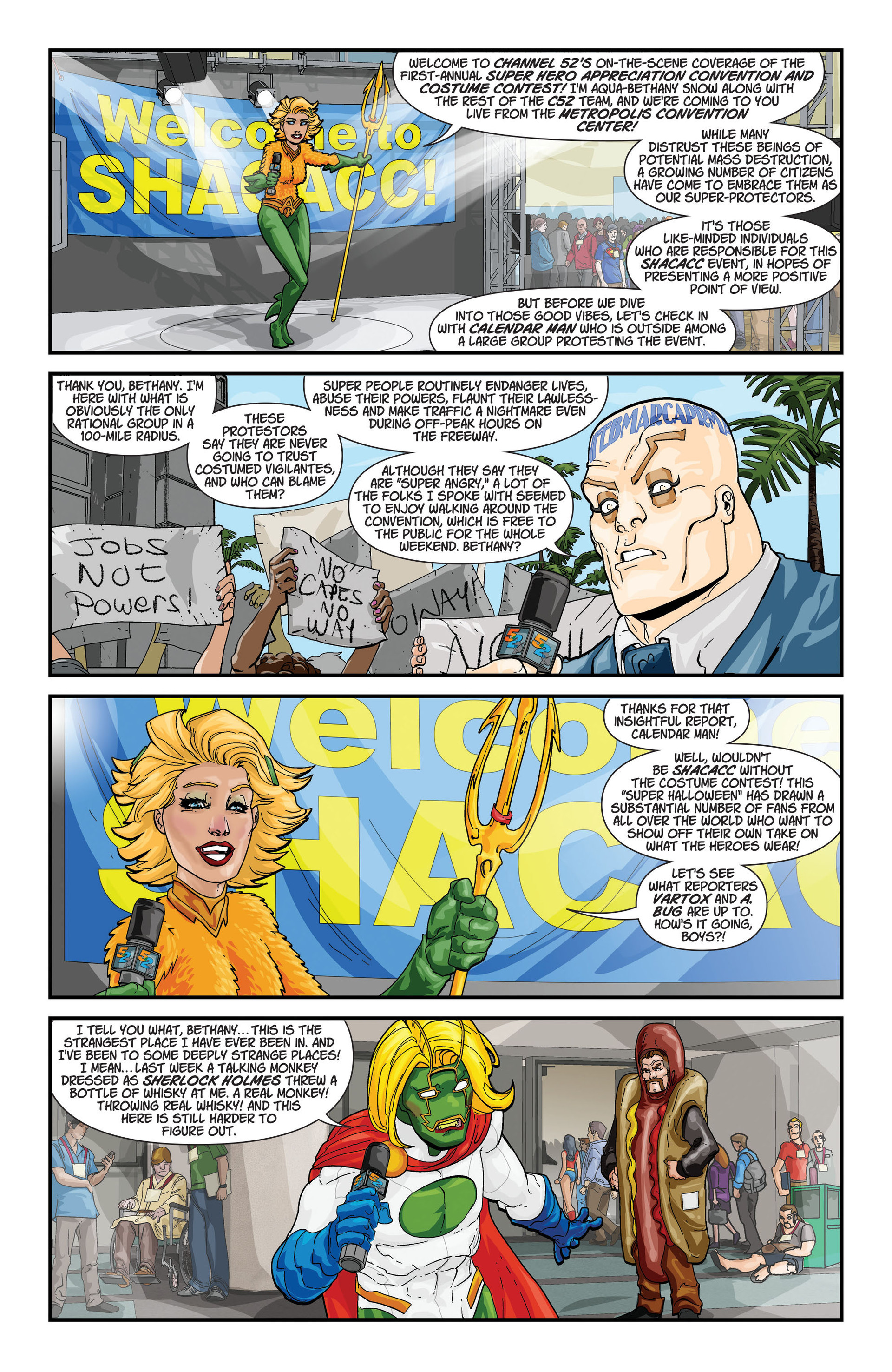 Read online Worlds' Finest comic -  Issue #14 - 22