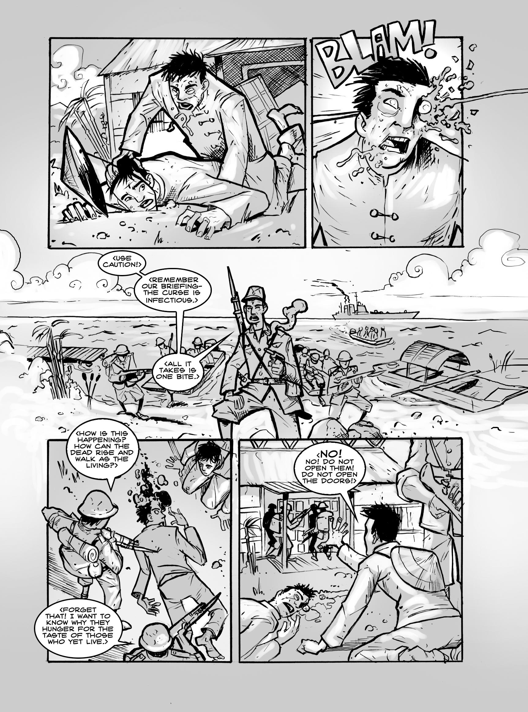 Read online FUBAR comic -  Issue #2 - 232