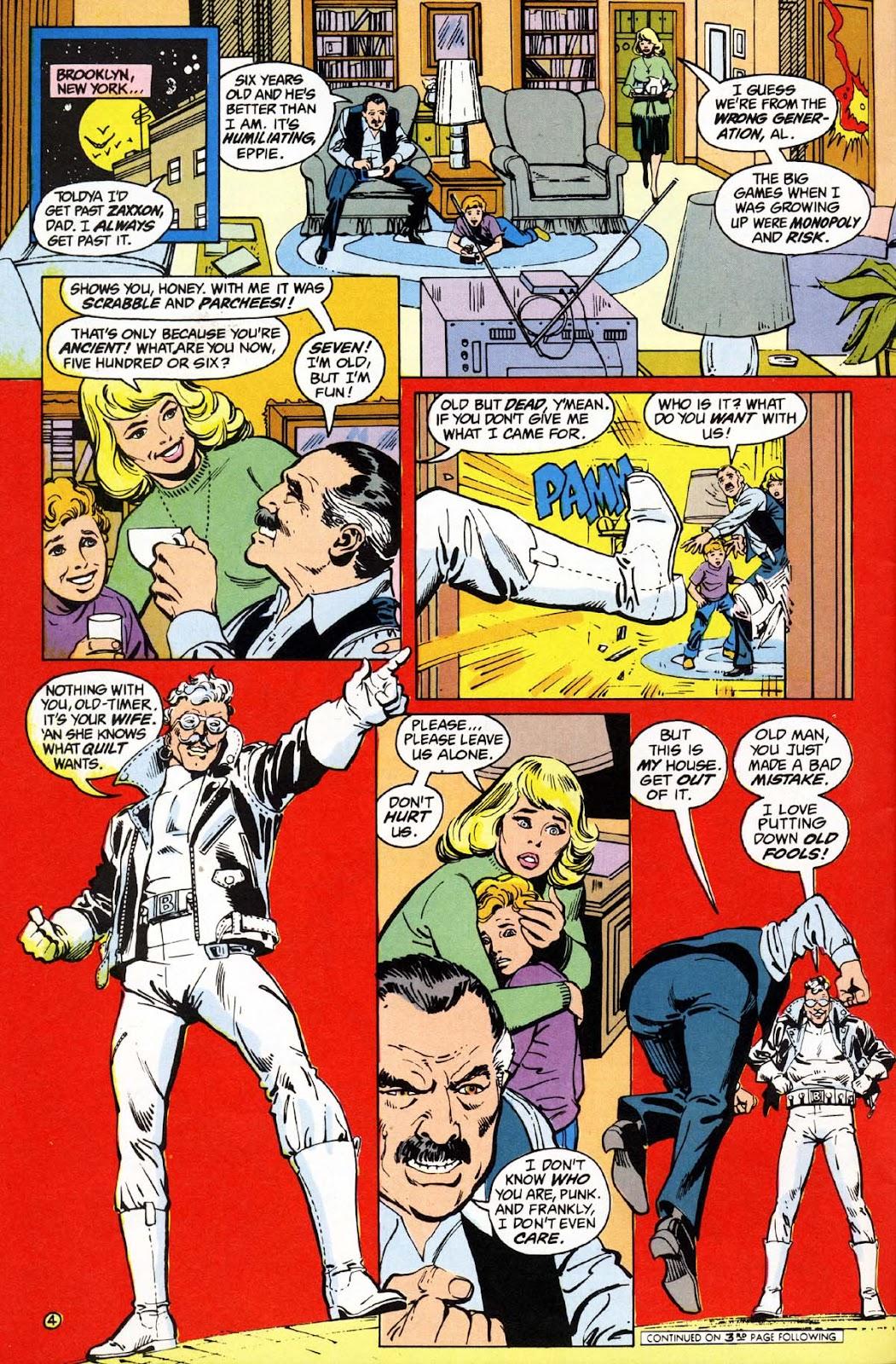 Vigilante (1983) issue 1 - Page 5