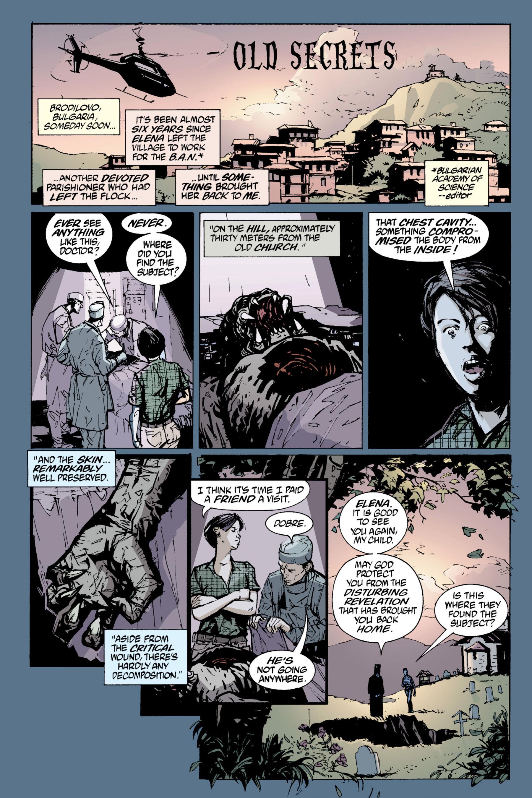 Read online Aliens vs. Predator Omnibus comic -  Issue # _TPB 1 Part 4 - 119