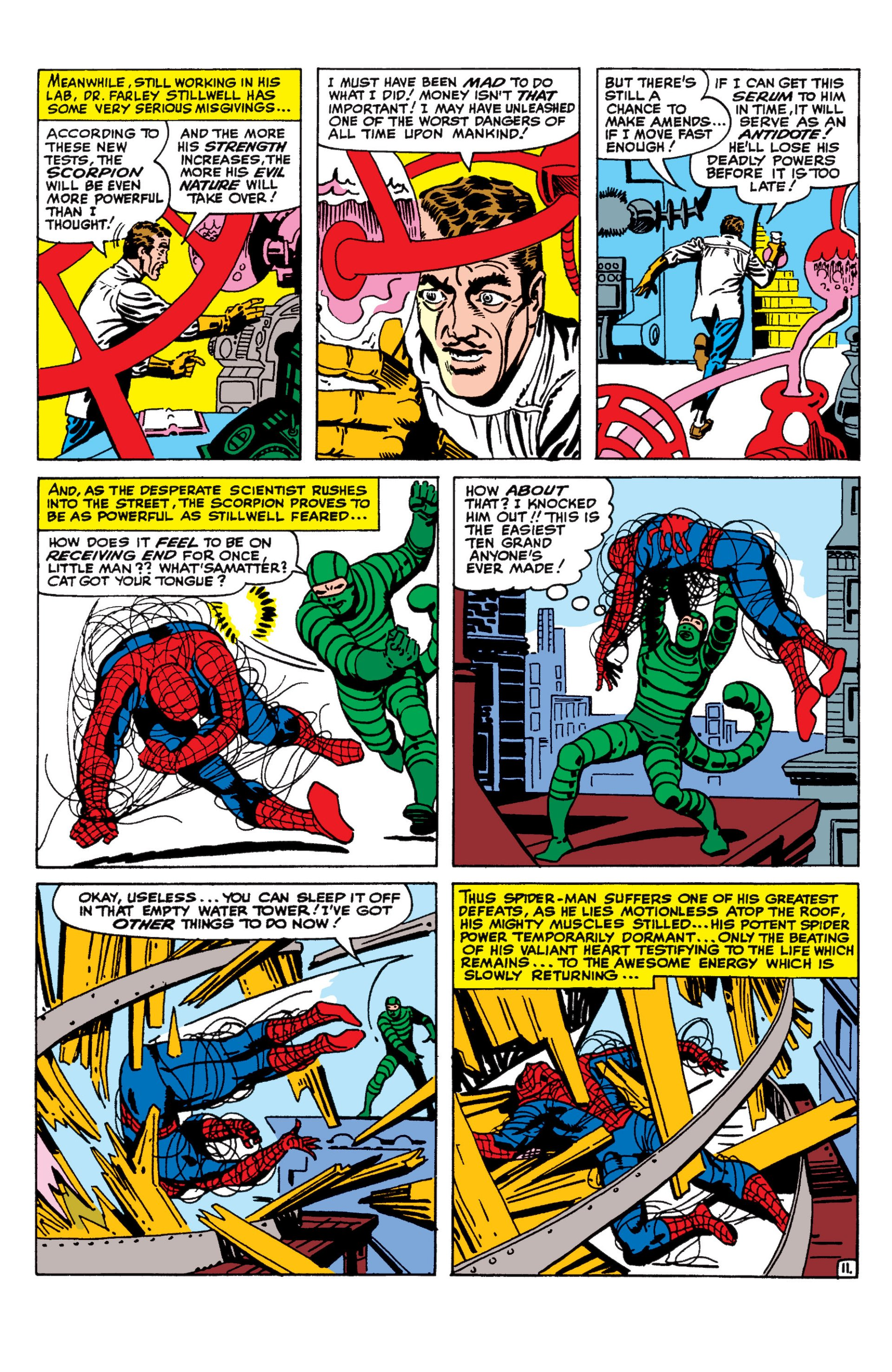 The Amazing Spider-Man (1963) 20 Page 11
