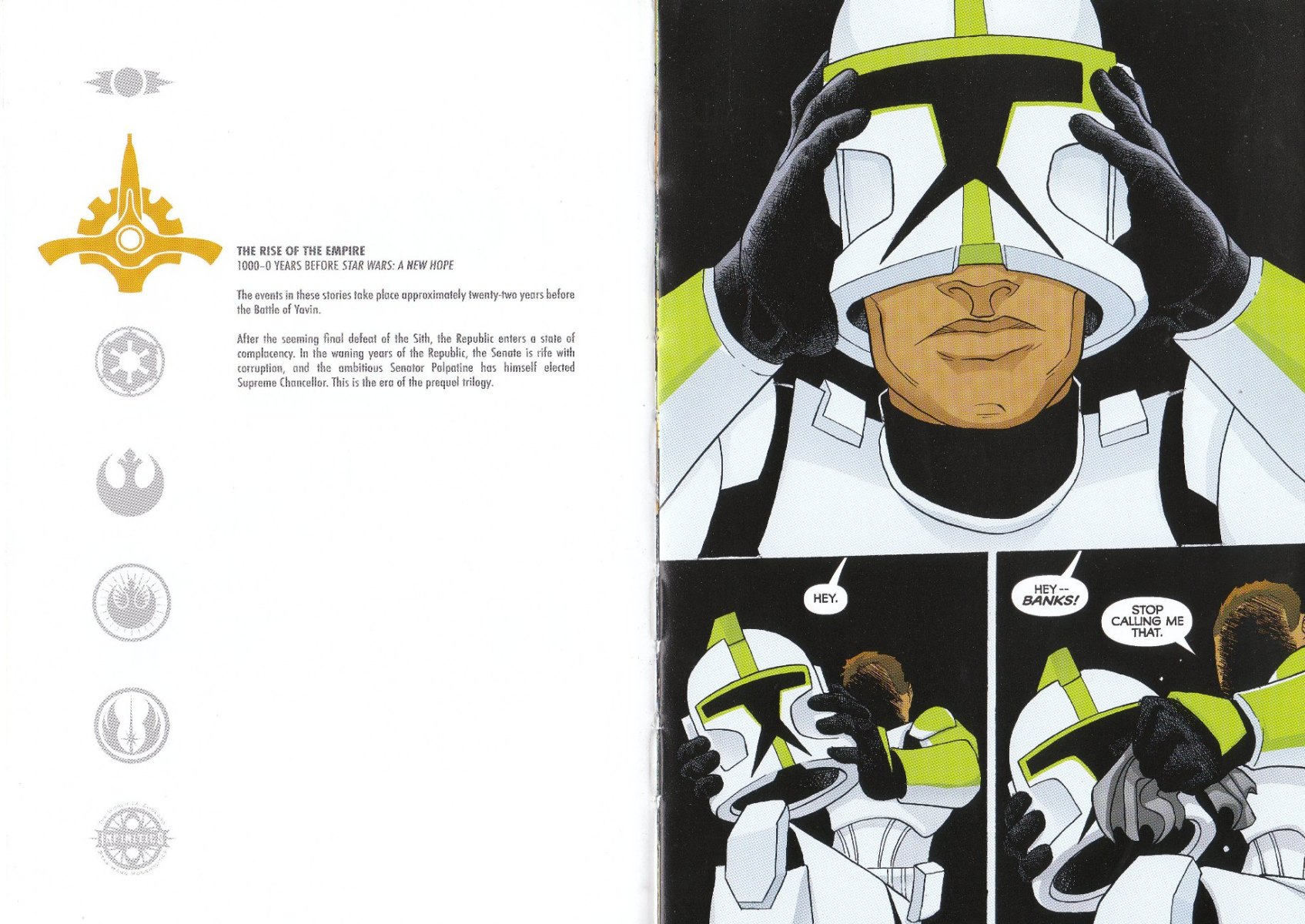 Read online Star Wars: The Clone Wars - The Enemy Within comic -  Issue # Full - 4