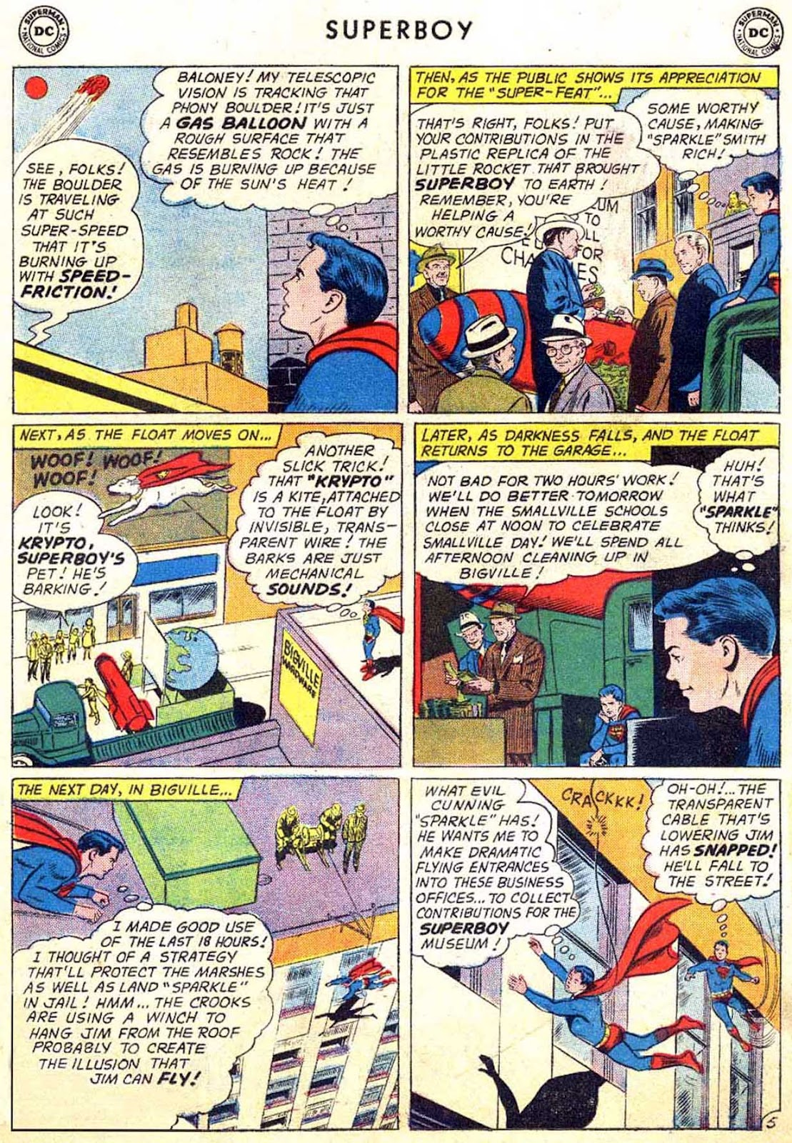 Superboy (1949) issue 91 - Page 15