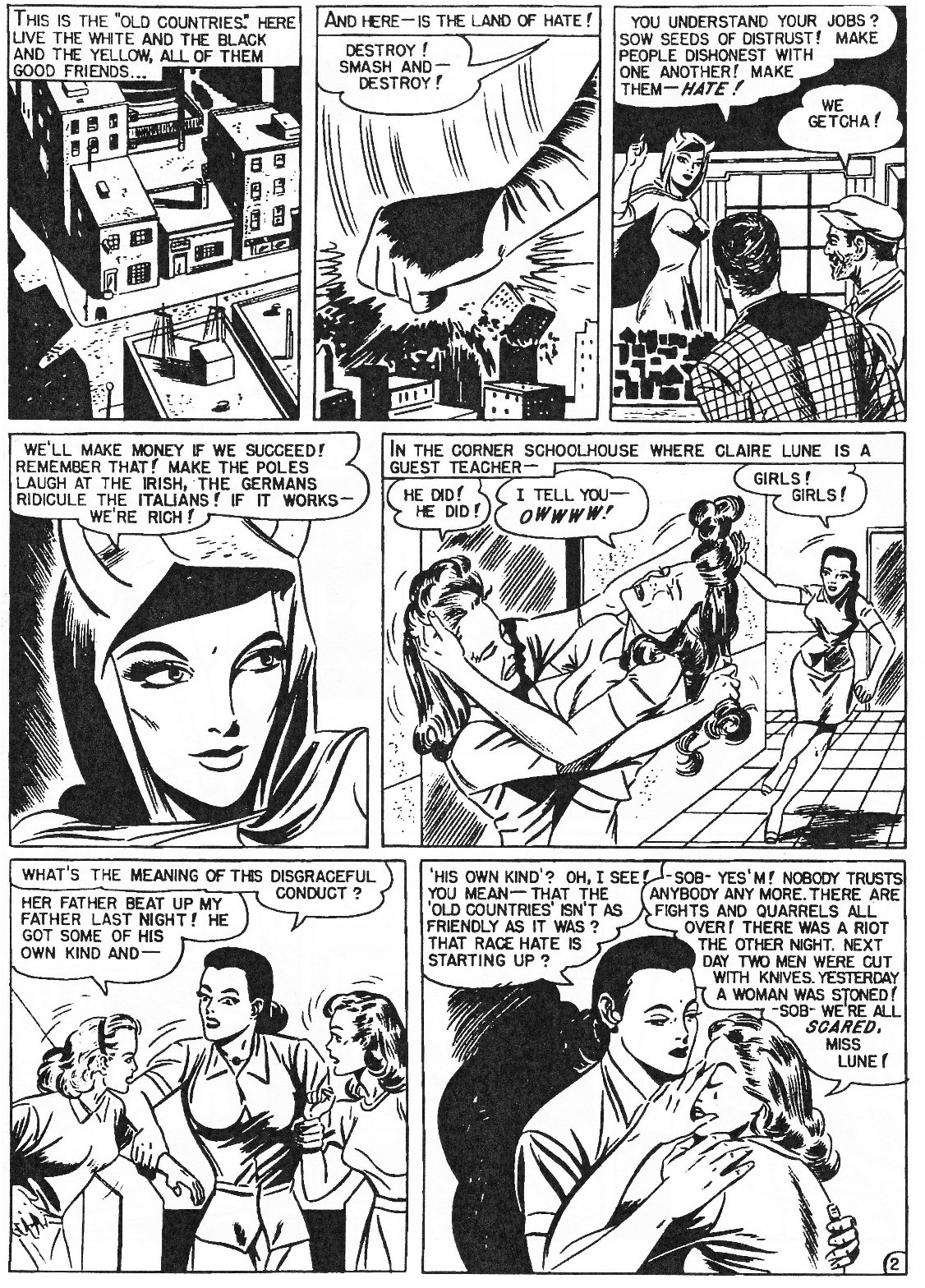 Read online Men of Mystery Comics comic -  Issue #81 - 35