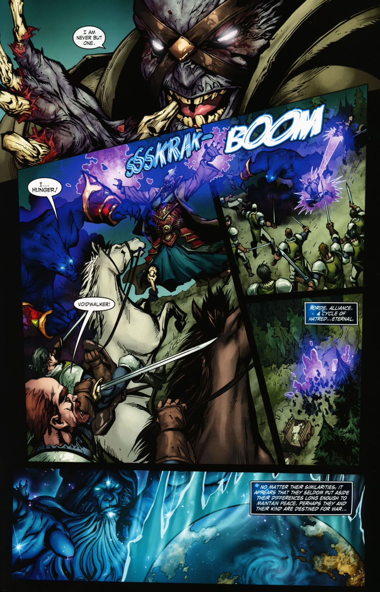 Read online World of Warcraft Special comic -  Issue # Full - 24