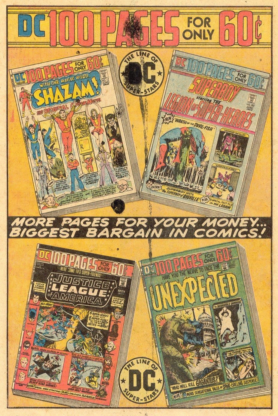 Read online Adventure Comics (1938) comic -  Issue #433 - 6