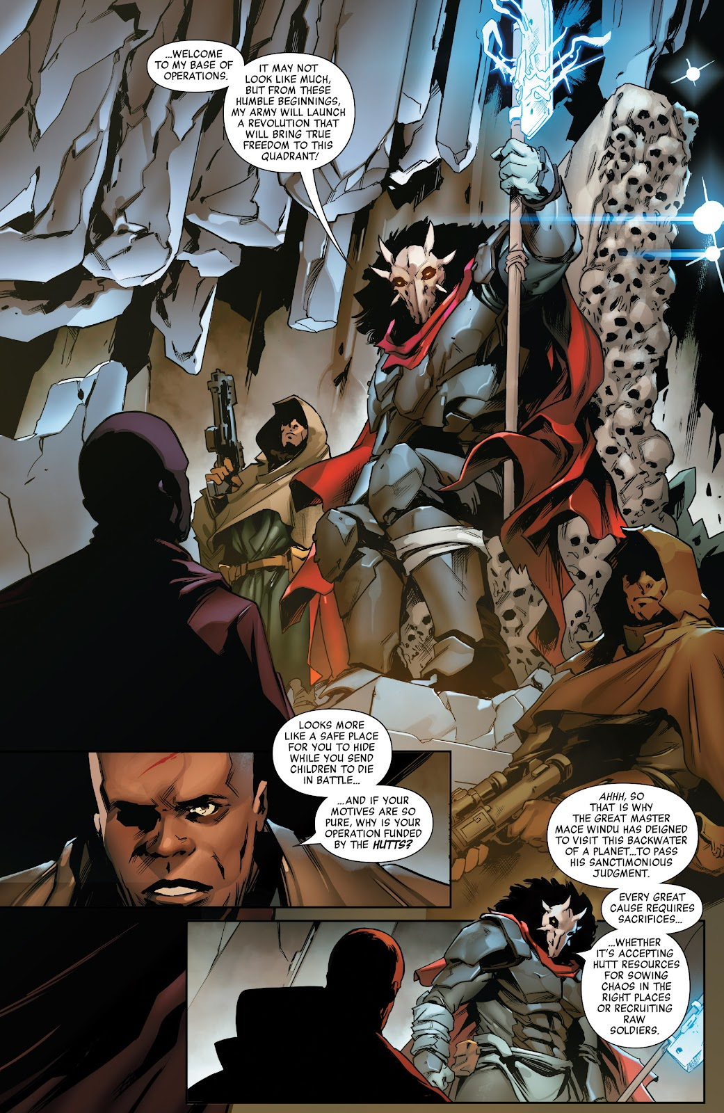 Read online Star Wars: Age of Republic Special comic -  Issue # Full - 5
