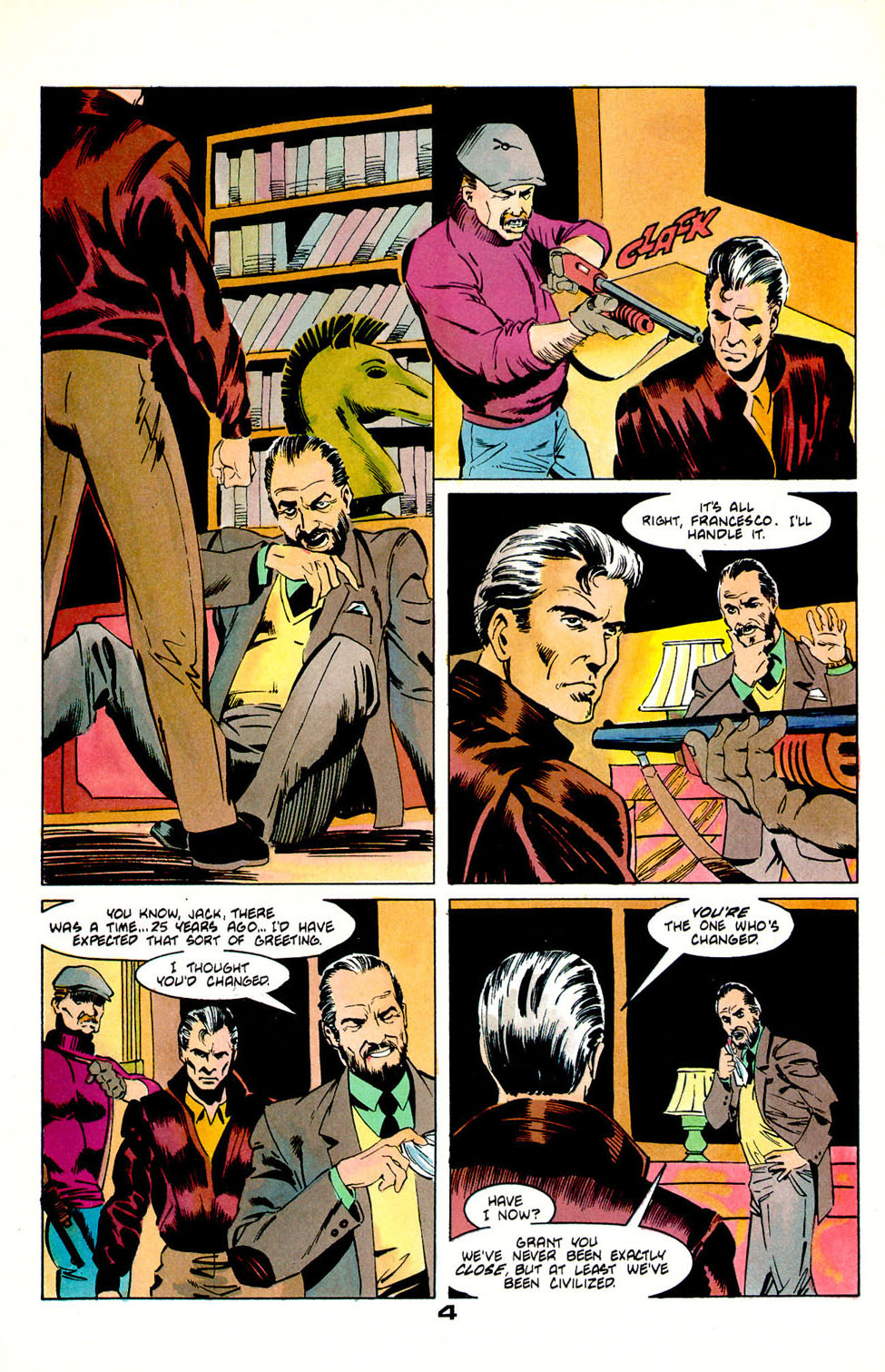 Jon Sable, Freelance issue 56 - Page 5