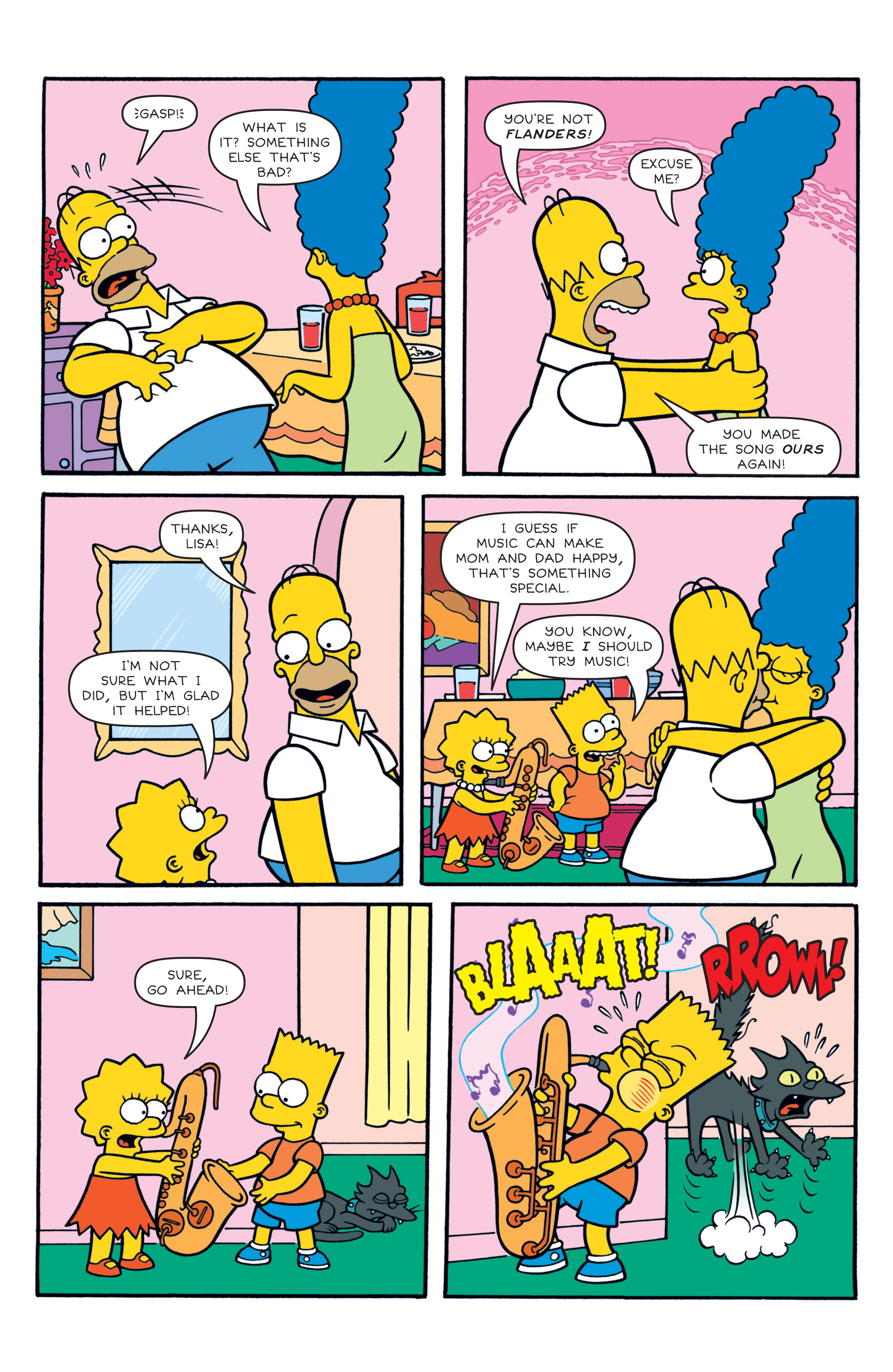 Read online Simpsons Comics comic -  Issue #188 - 22