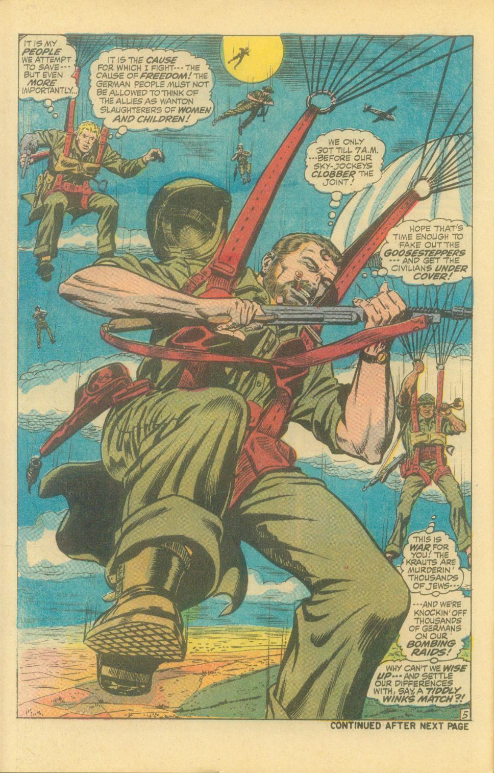 Read online Sgt. Fury comic -  Issue #94 - 8