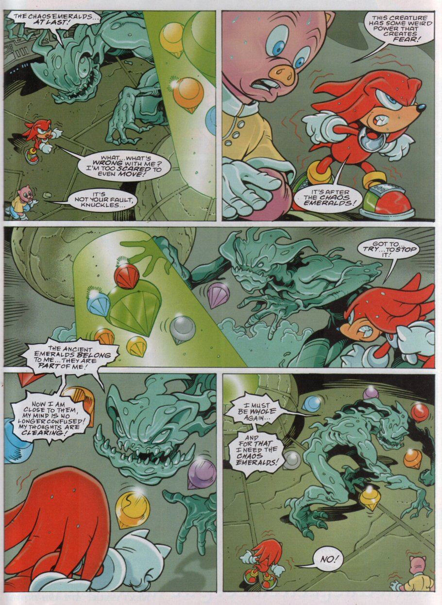 Read online Sonic the Comic comic -  Issue #177 - 7