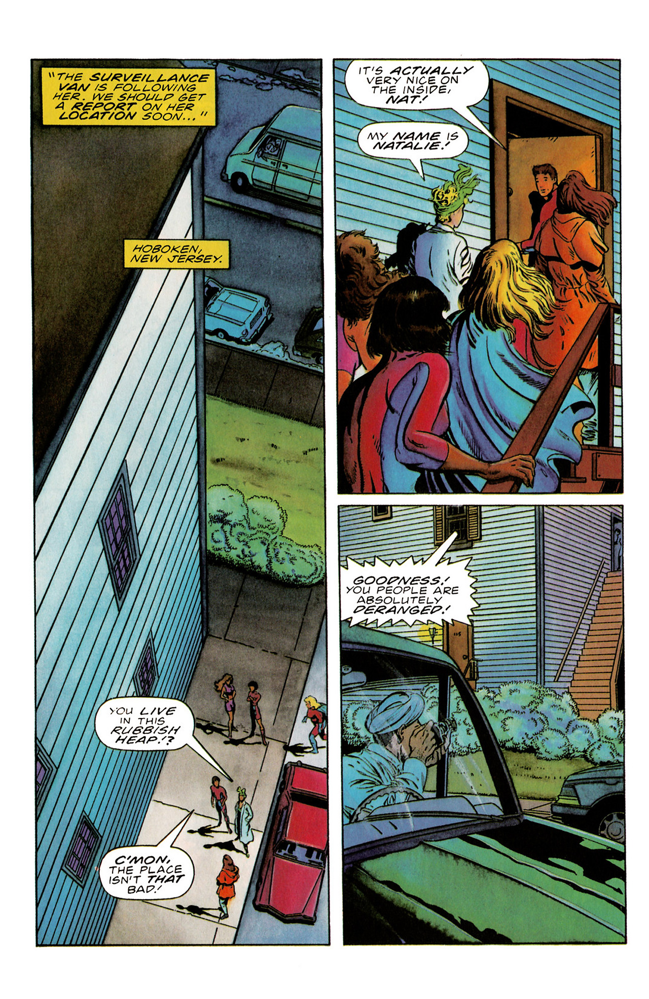 Read online Harbinger (1992) comic -  Issue #19 - 11