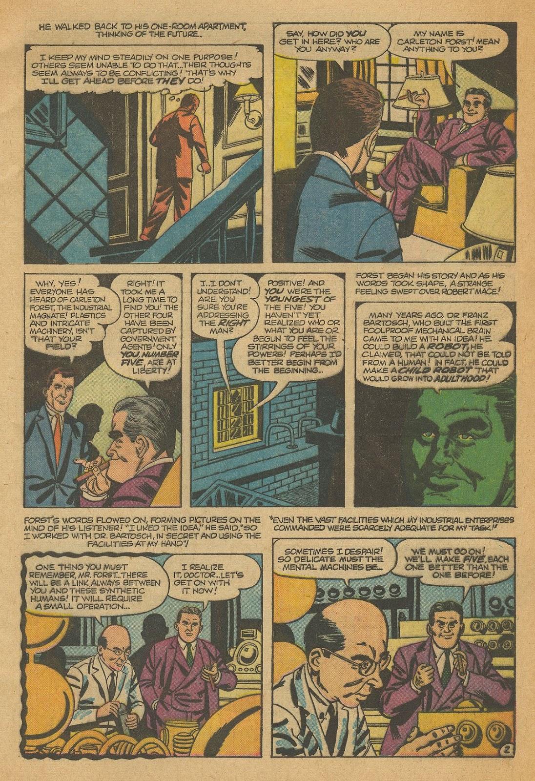 Spellbound (1952) issue 29 - Page 9