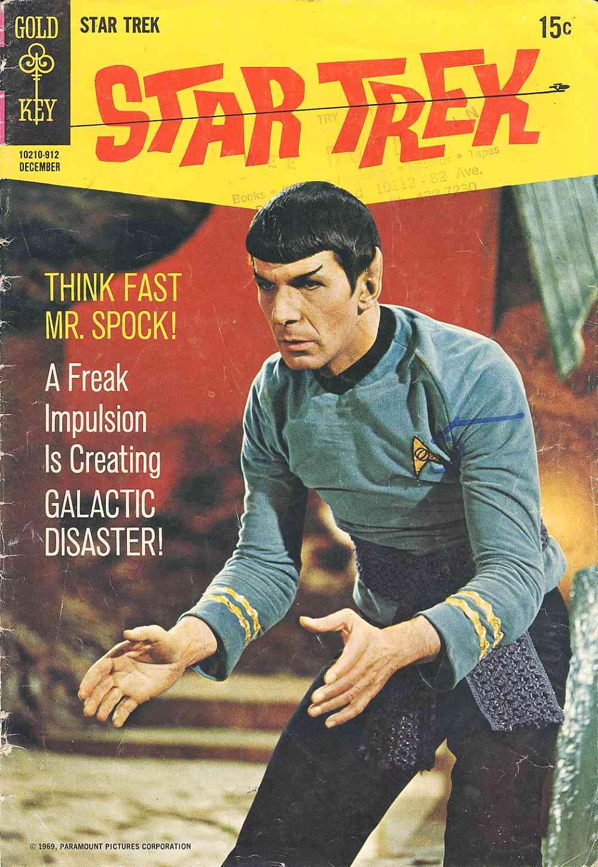 Star Trek (1967) issue 6 - Page 1