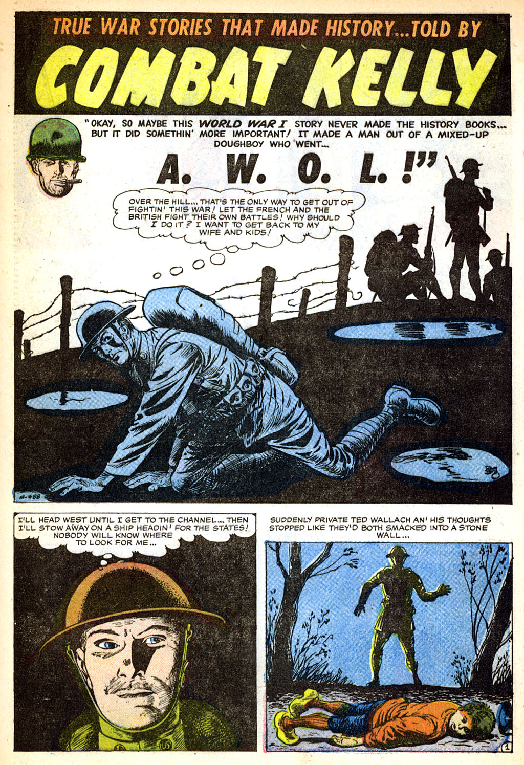 Combat Kelly (1951) issue 44 - Page 21