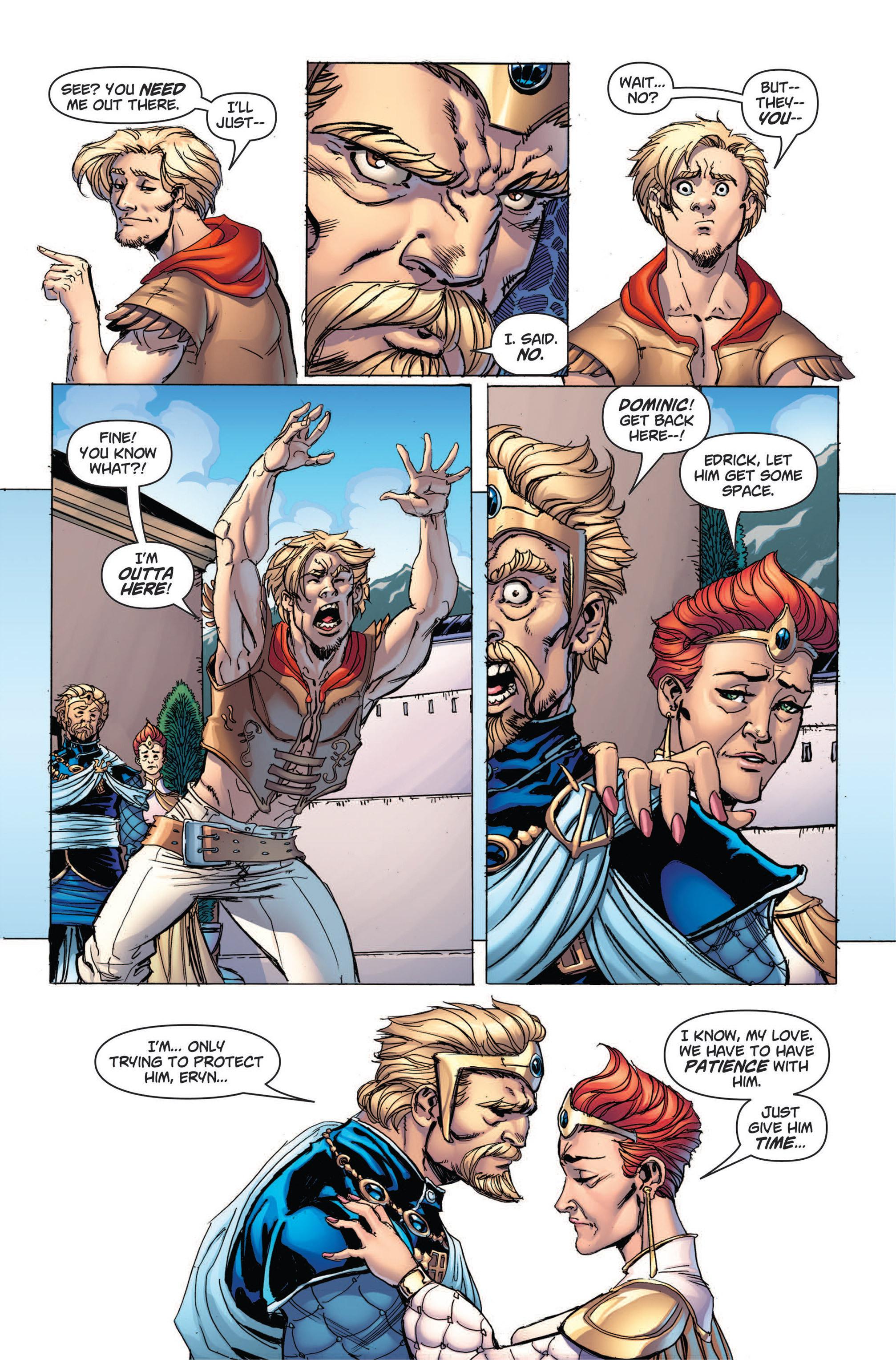 Read online Skyward comic -  Issue #4 - 6