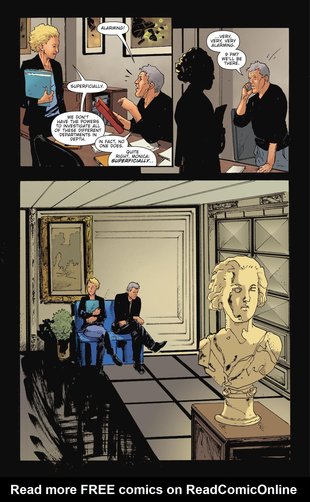 Read online The Girl Who Kicked The Hornet's Nest comic -  Issue # TPB - 174