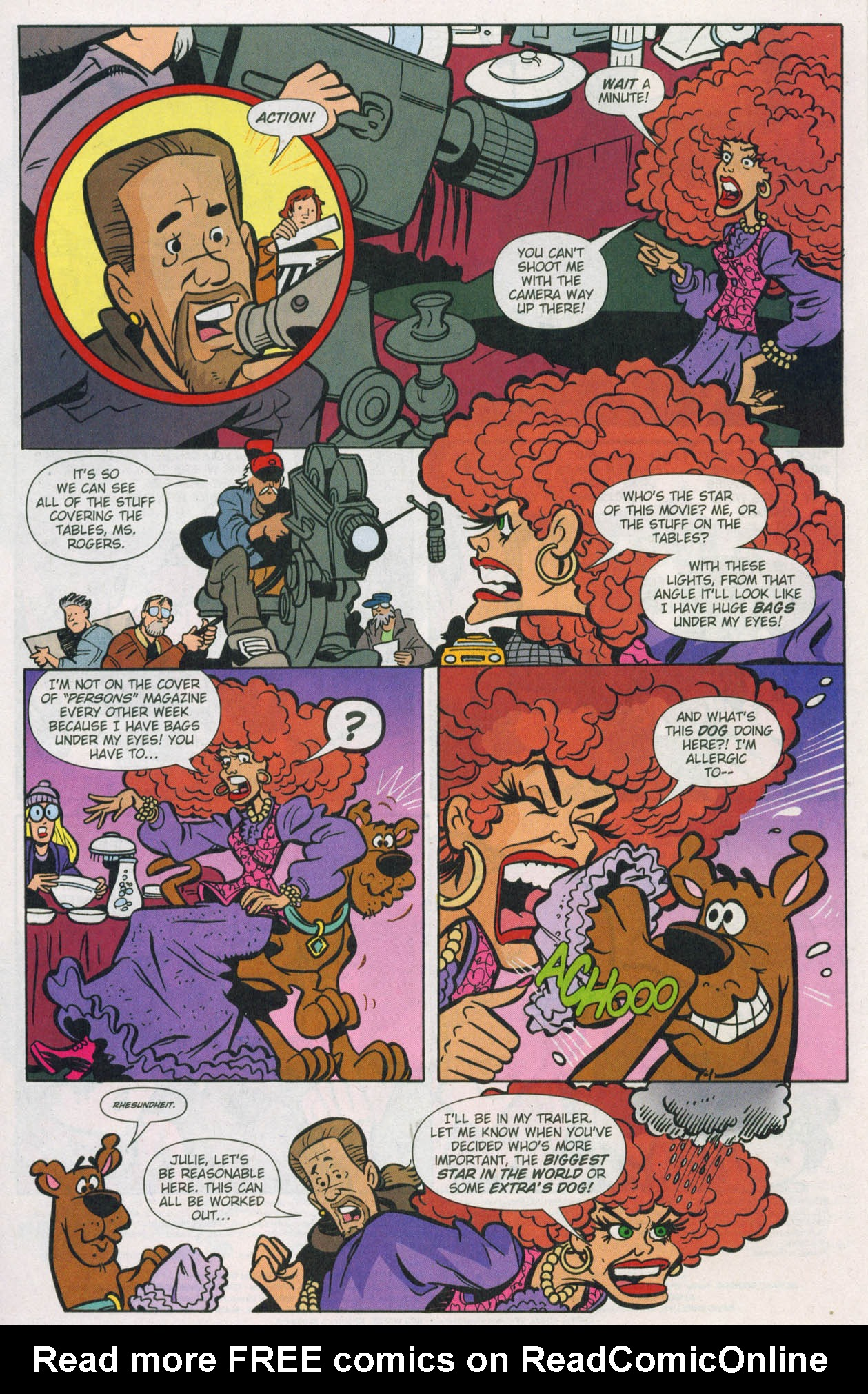 Read online Scooby-Doo (1997) comic -  Issue #83 - 3
