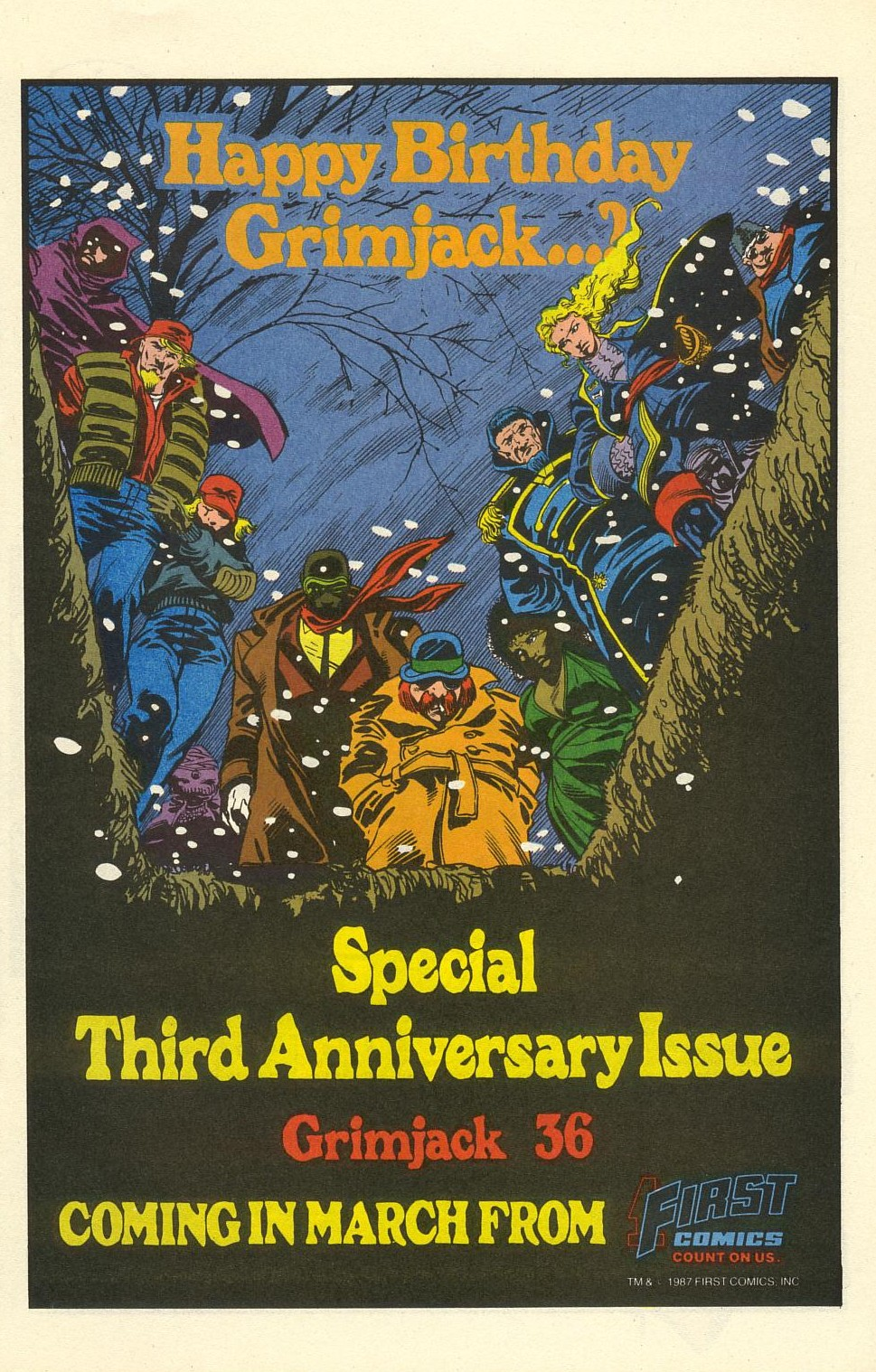 Read online American Flagg! comic -  Issue #41 - 15