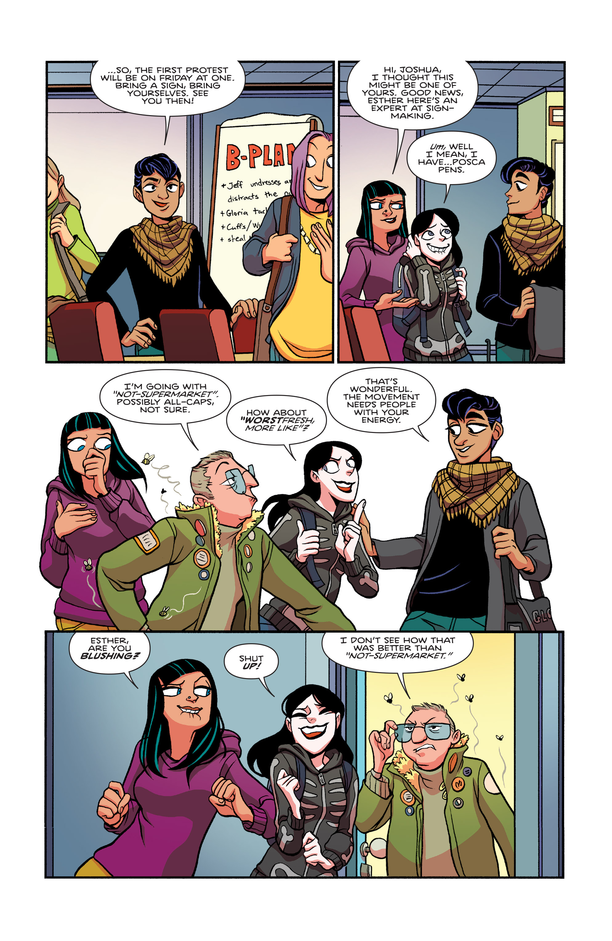 Read online Giant Days (2015) comic -  Issue #27 - 13
