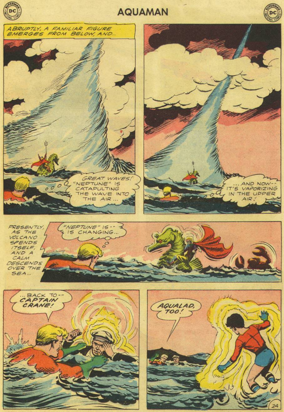 Read online Aquaman (1962) comic -  Issue #9 - 31