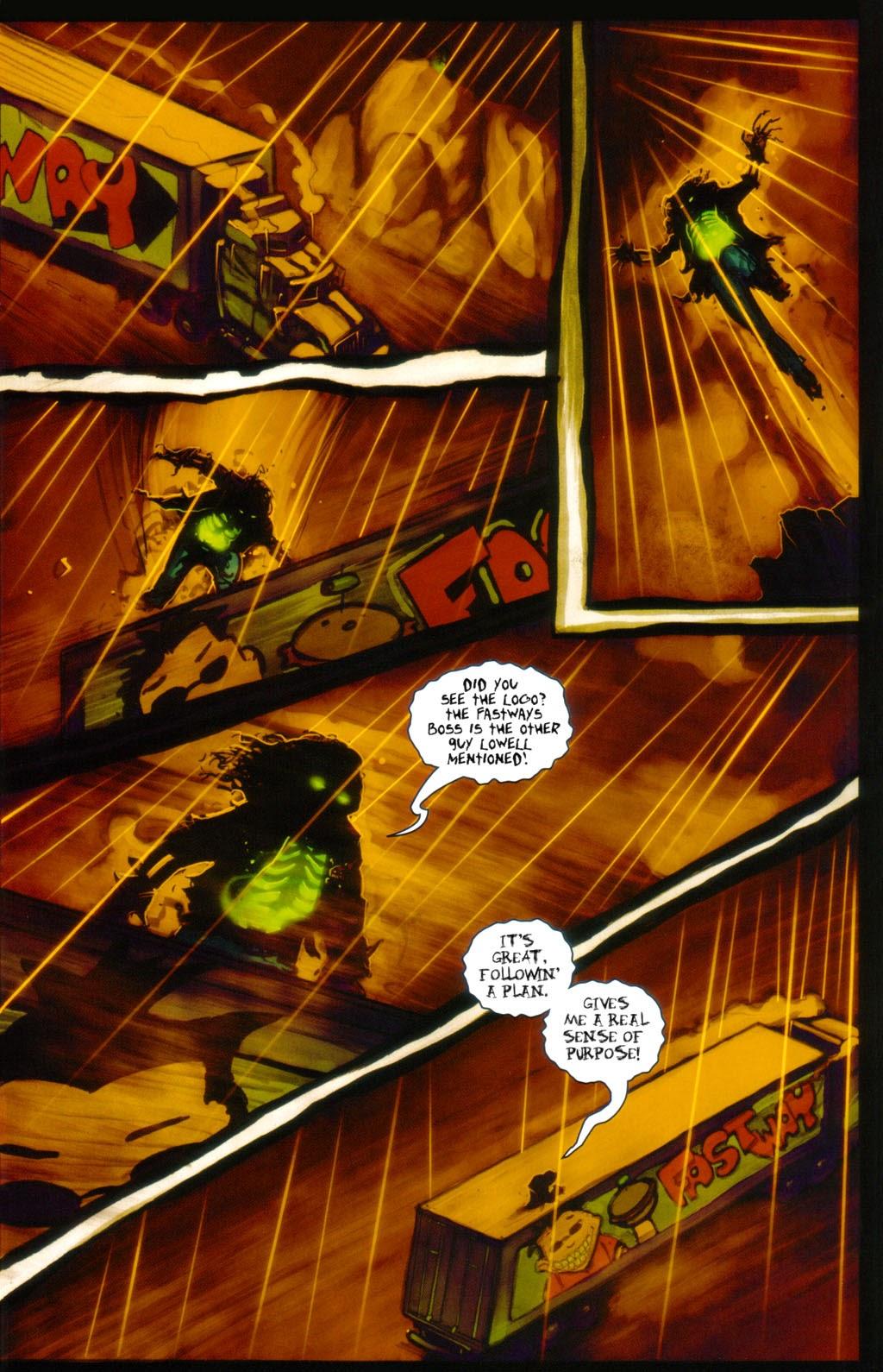 Read online Evil Ernie in Santa Fe comic -  Issue #3 - 14