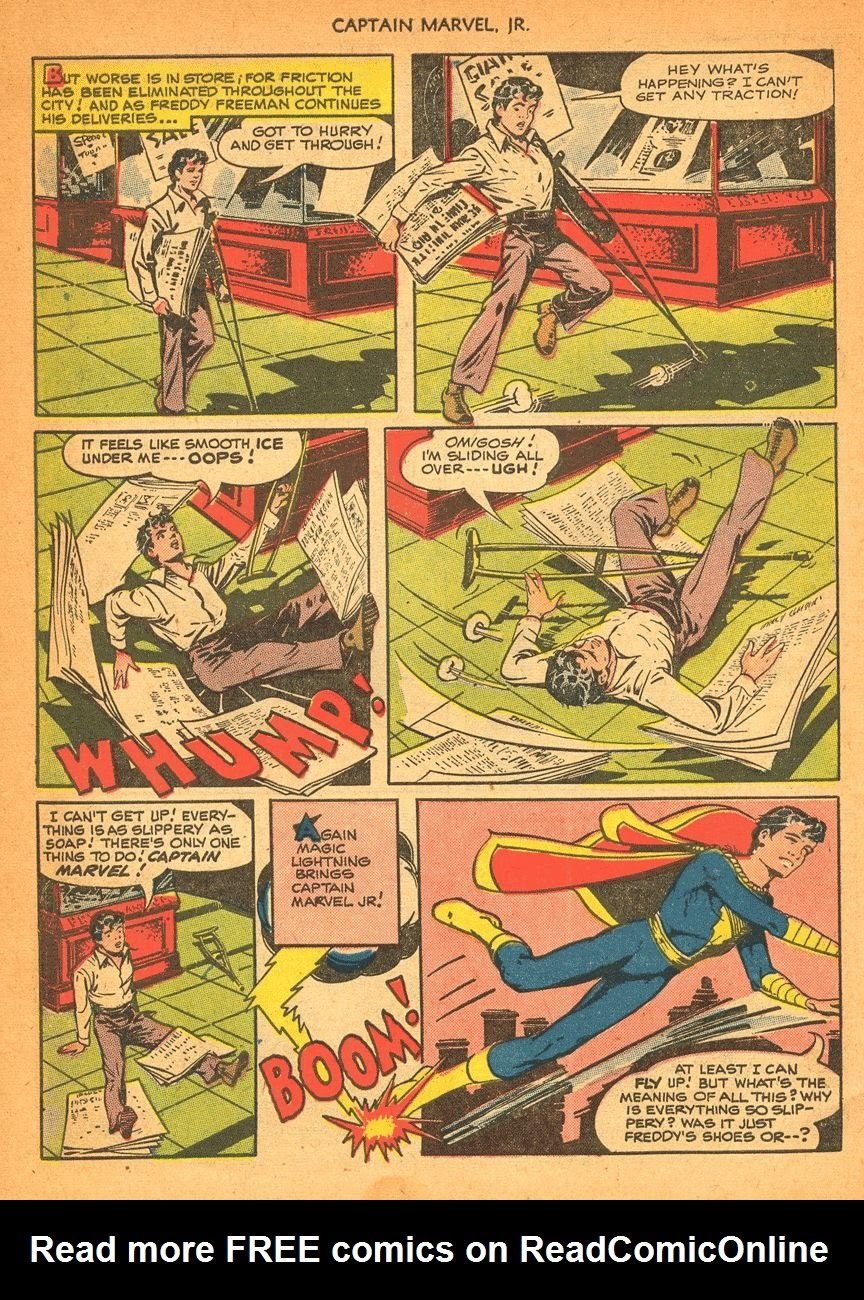 Captain Marvel, Jr. issue 84 - Page 30
