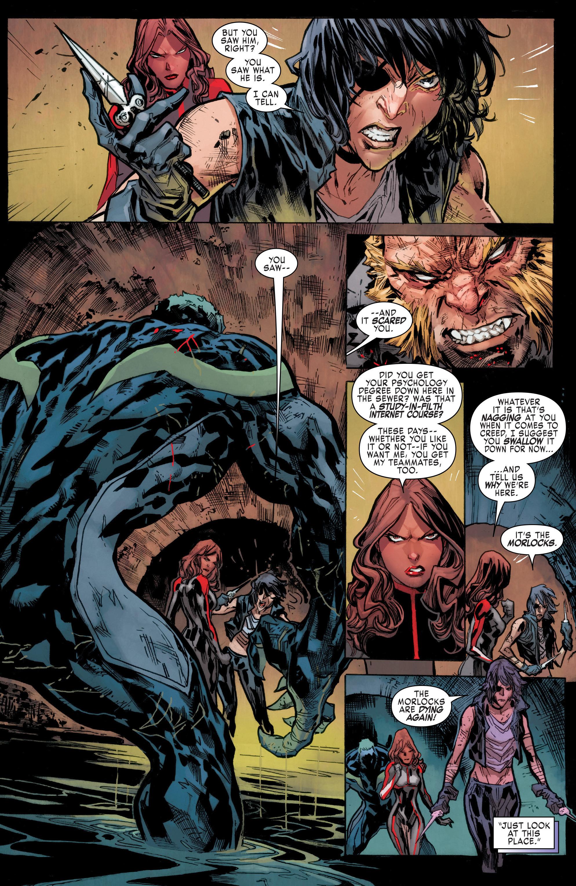Read online Uncanny X-Men (2016) comic -  Issue #6 - 18