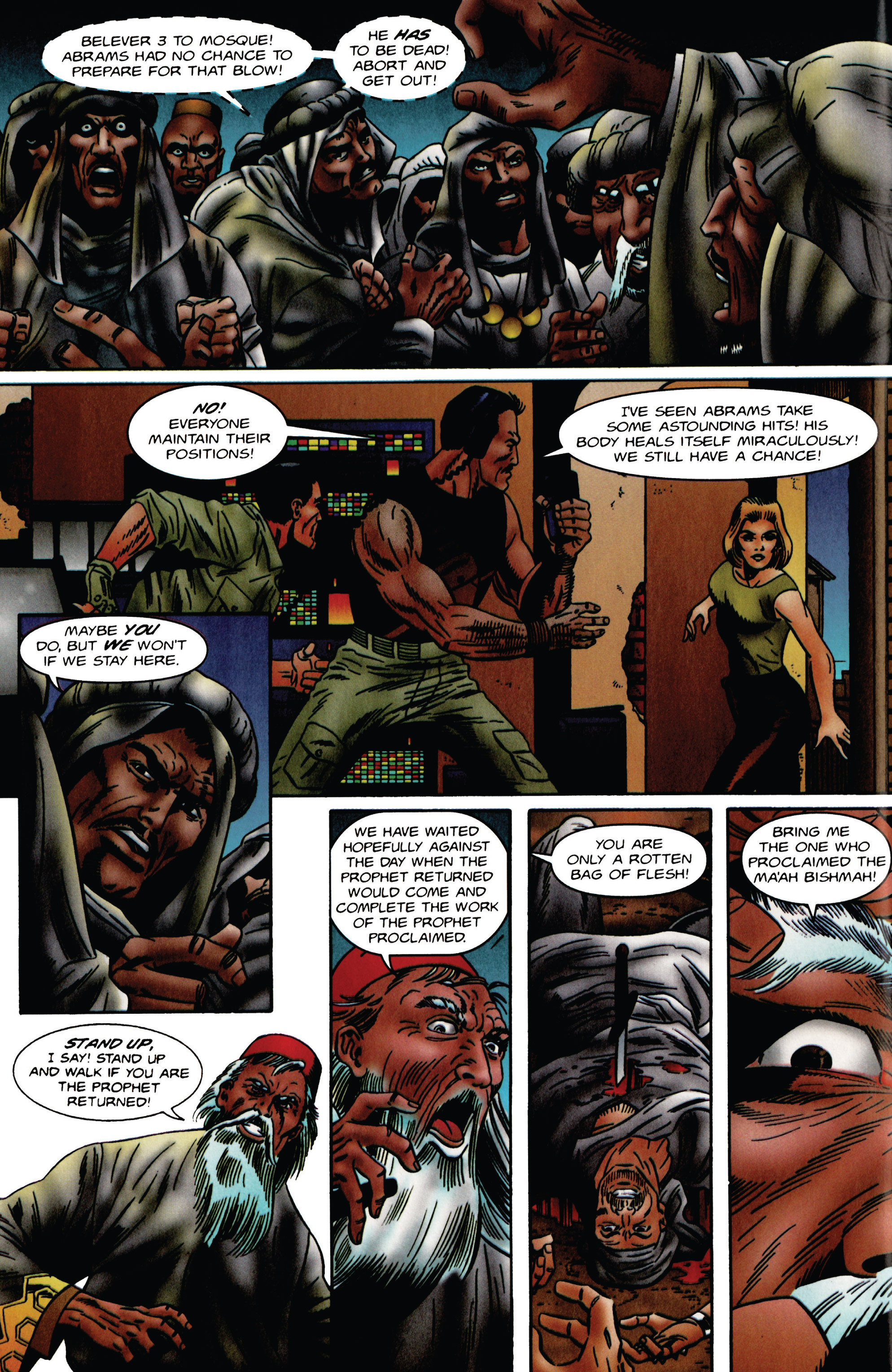 Read online Eternal Warrior (1992) comic -  Issue #48 - 3