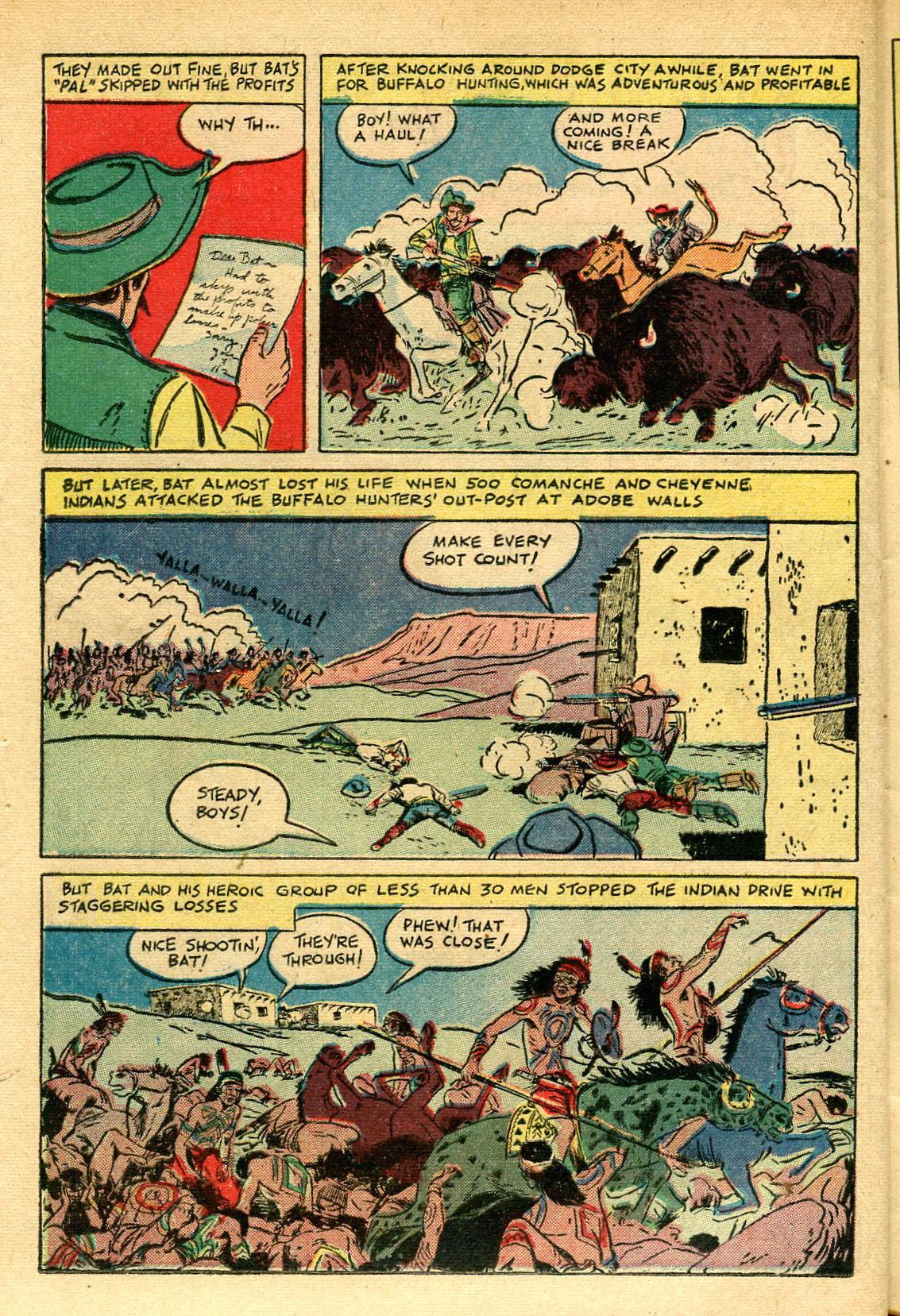 Read online Shadow Comics comic -  Issue #69 - 36