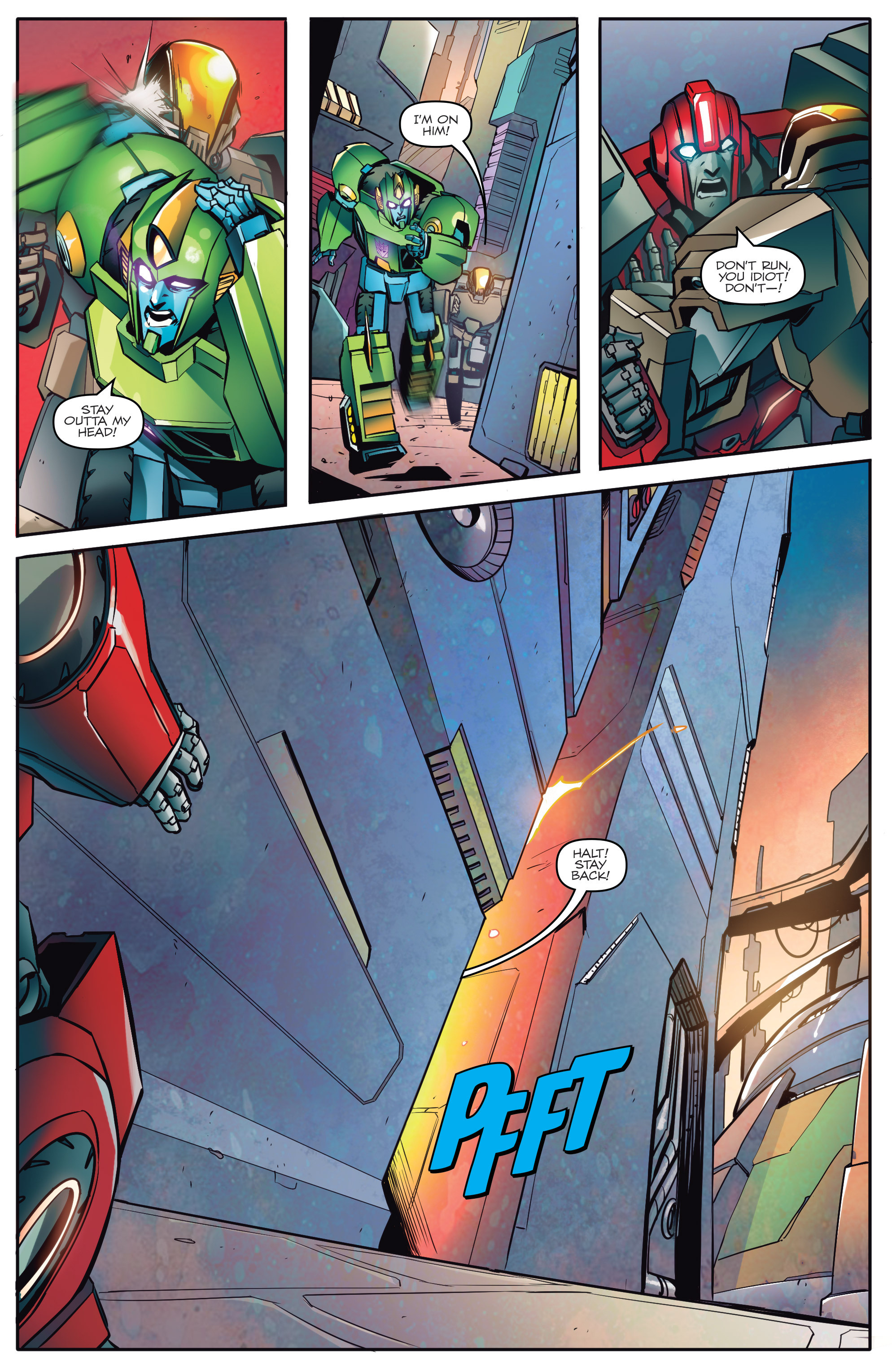 Read online Transformers: Till All Are One comic -  Issue #1 - 15