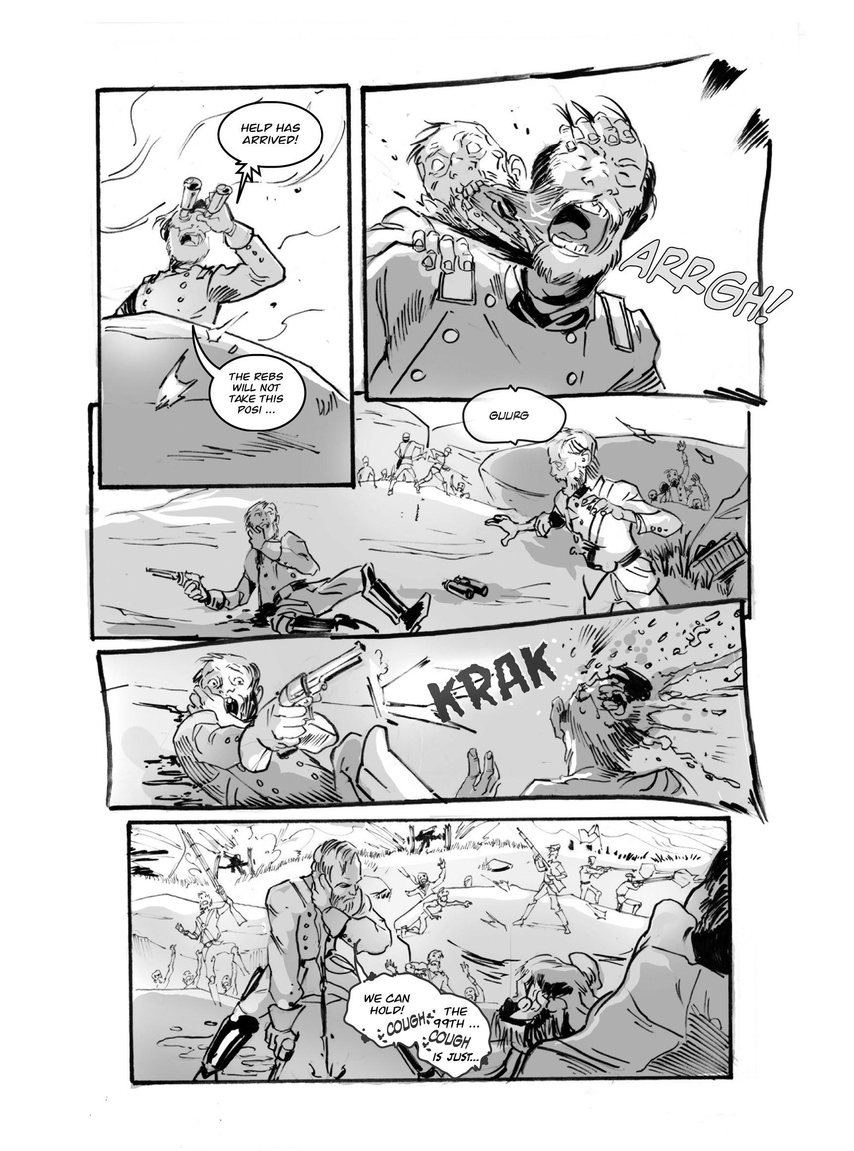 Read online FUBAR comic -  Issue #3 - 131